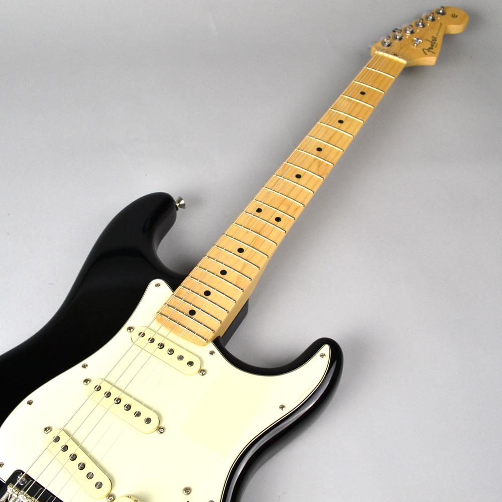 American Professional Stratocaster Blackのボディトップ-アップ画像