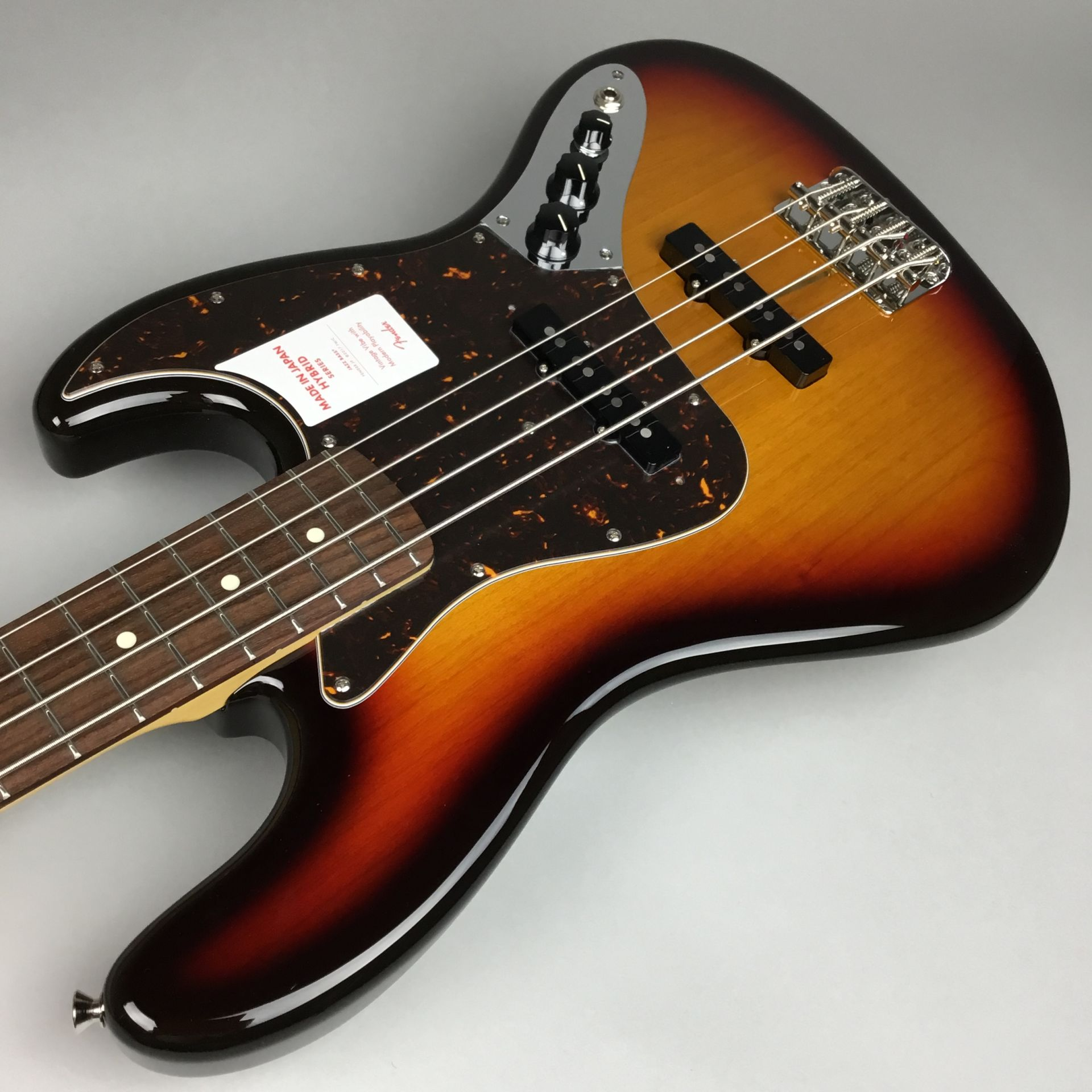 MADE IN JAPAN HYBRID 60S JAZZ BASS®のケース・その他画像
