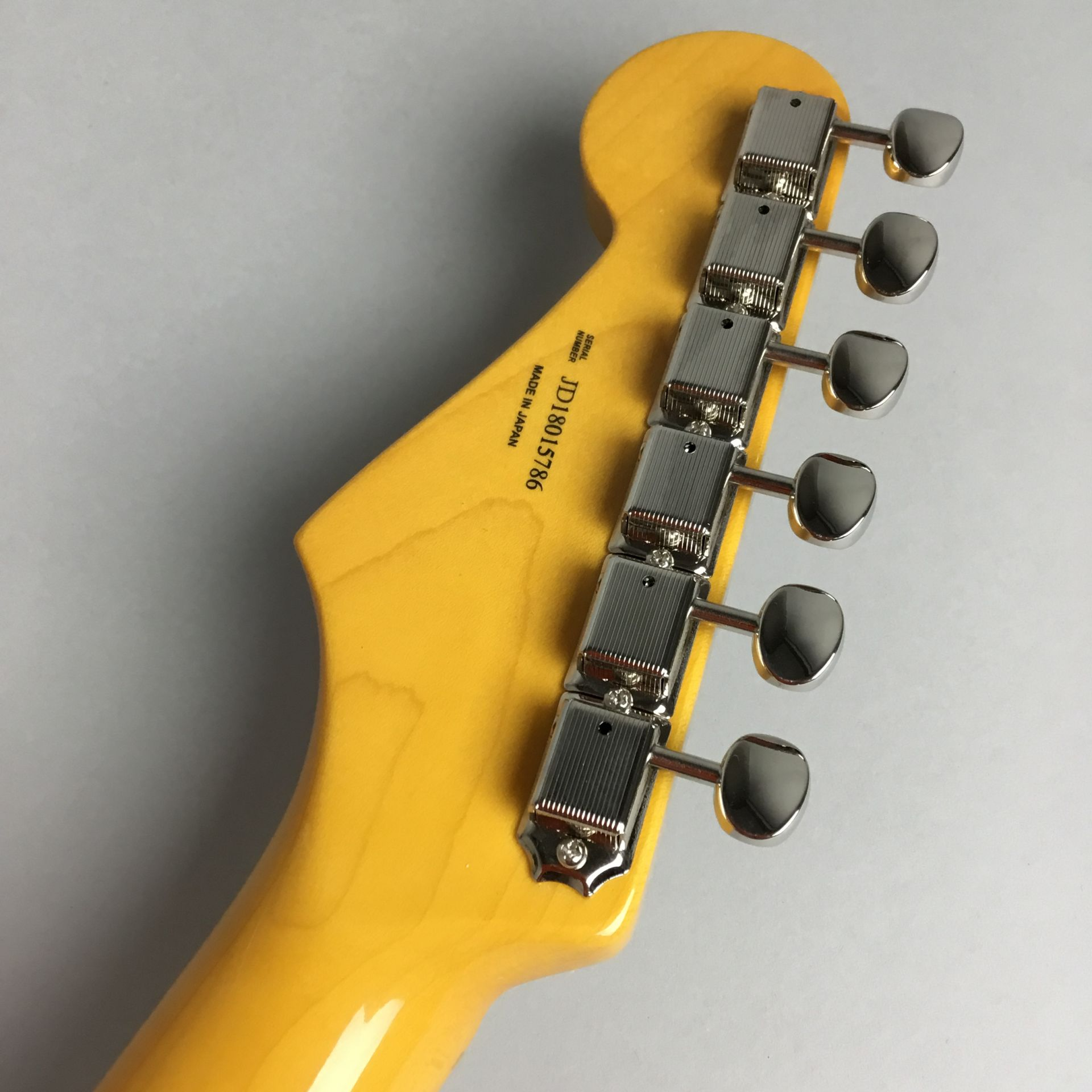 MADE IN JAPAN TRADITIONAL 58 STRATOCASTER®の指板画像