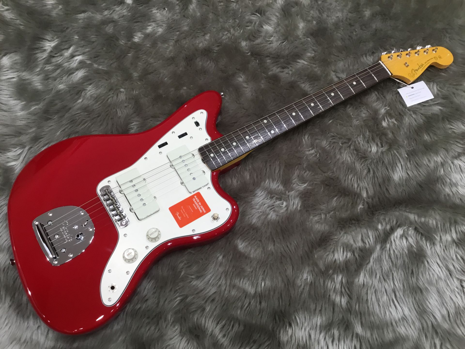 Maide In Japan TRADITIONAL 60S JAZZMASTER