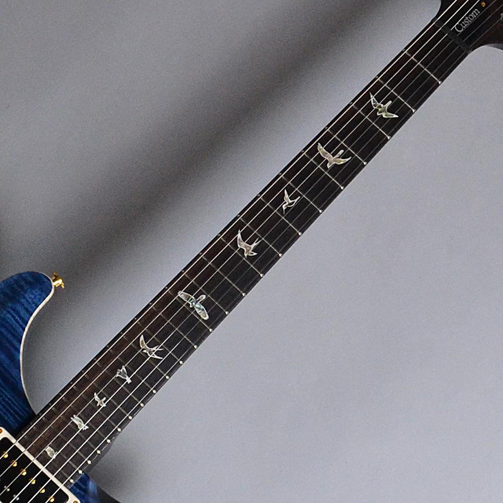 Custom24 Pattern Regular 10 Top Whael Blue (WB)【S/N:18 0265195】のボディバック-アップ画像
