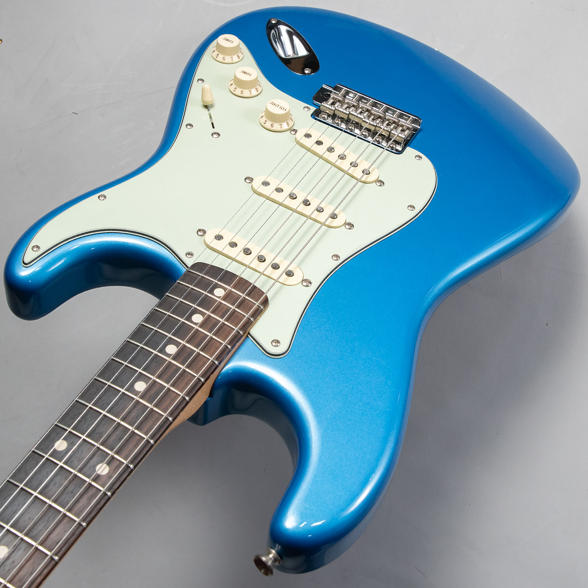 1960 Stratocaster NOS Lake Placid Blueのケース・その他画像