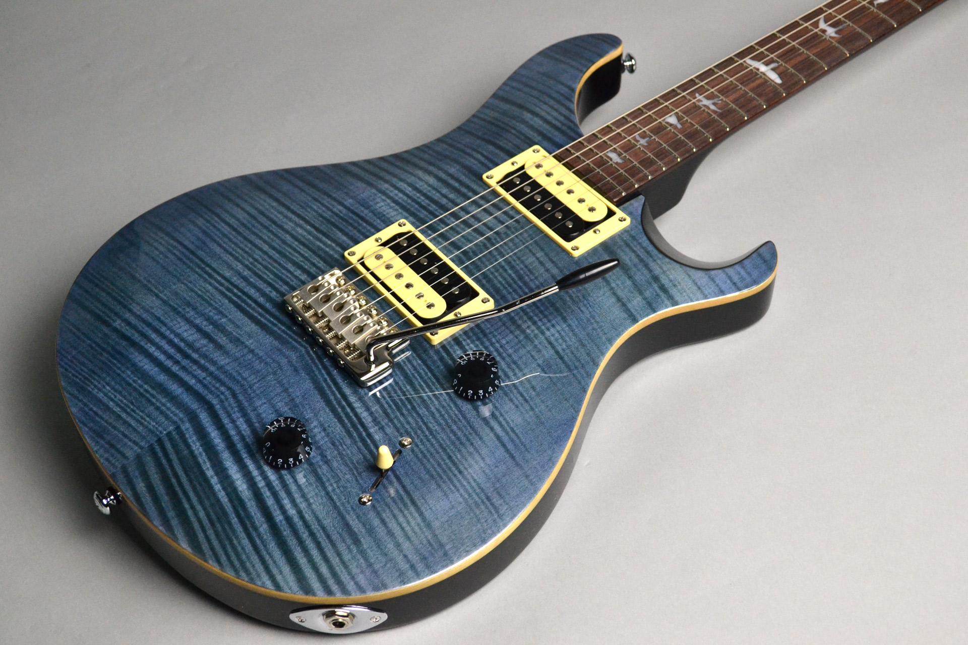 SE Custom 22 N/ WB Whale Blueのボディトップ-アップ画像