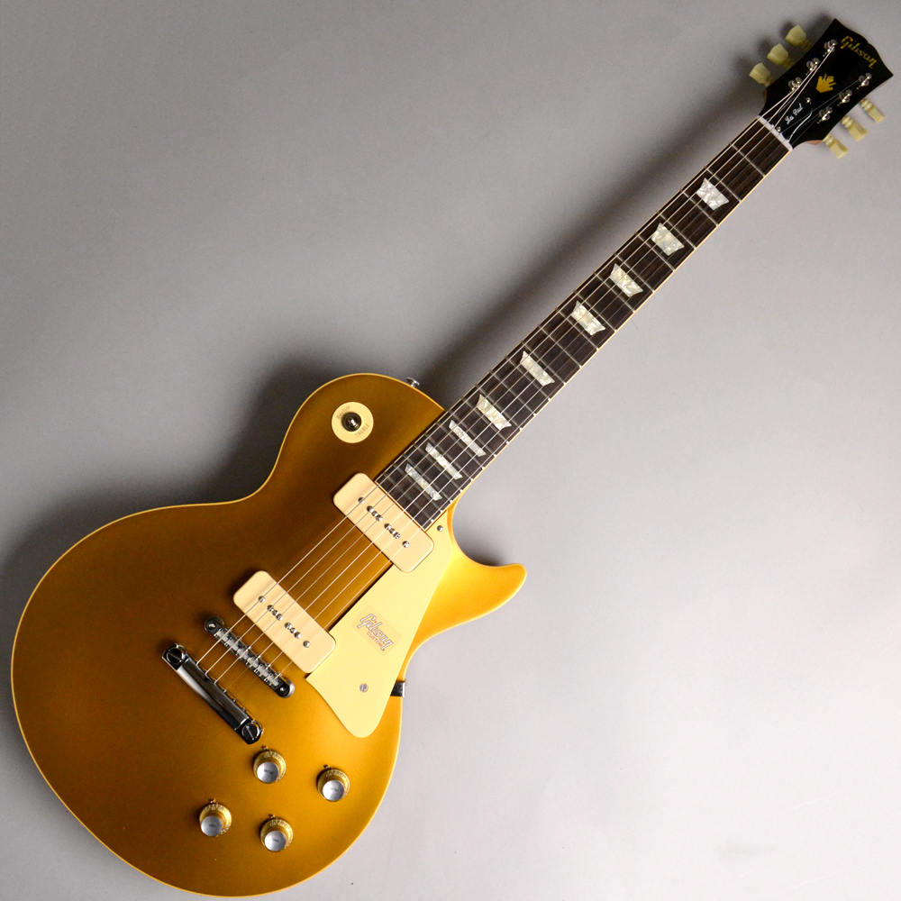 50th Anniversary 1968 Les Paul Reissue / Gold Top VOS