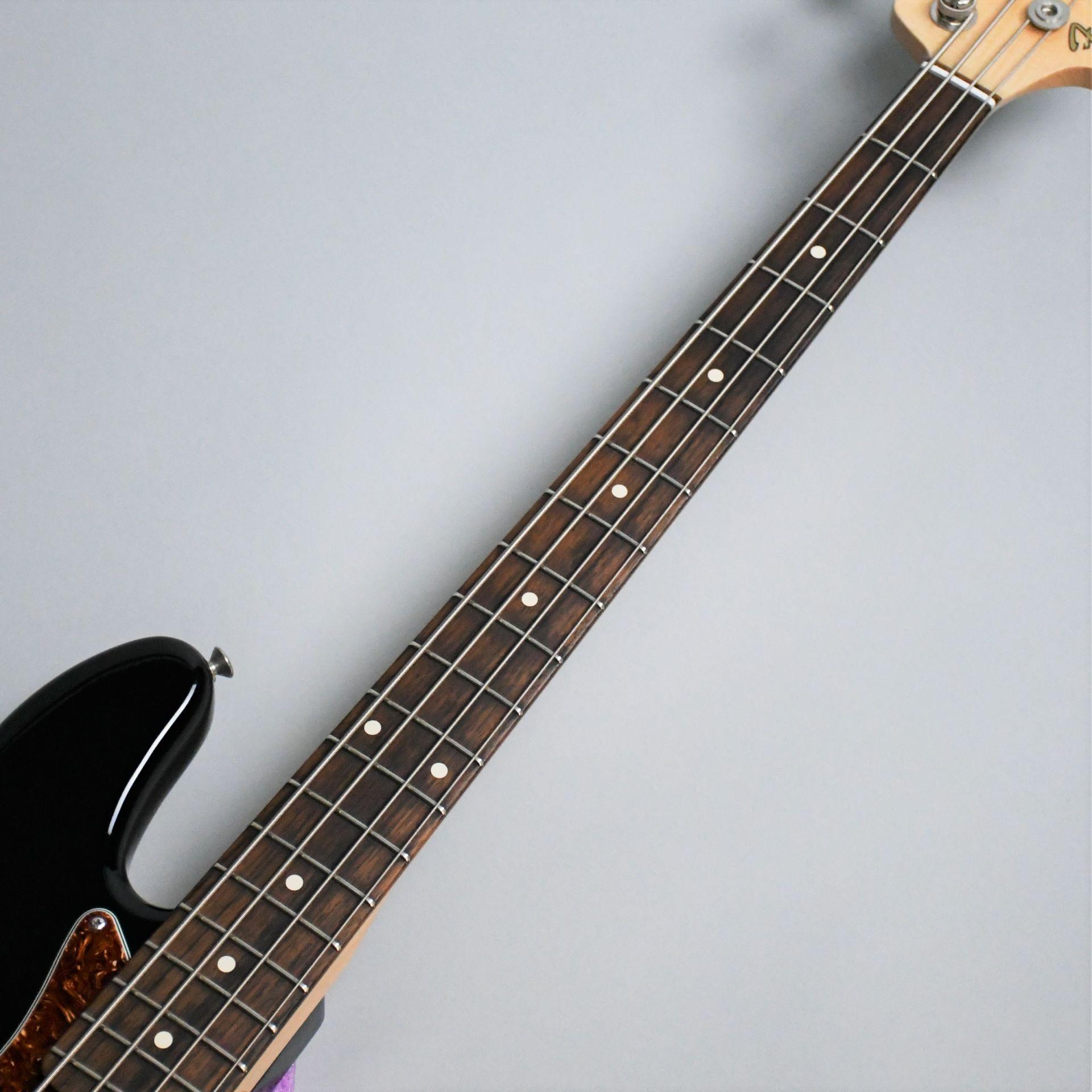 Team Build 1964 Jazz Bass NOSのヘッド裏-アップ画像