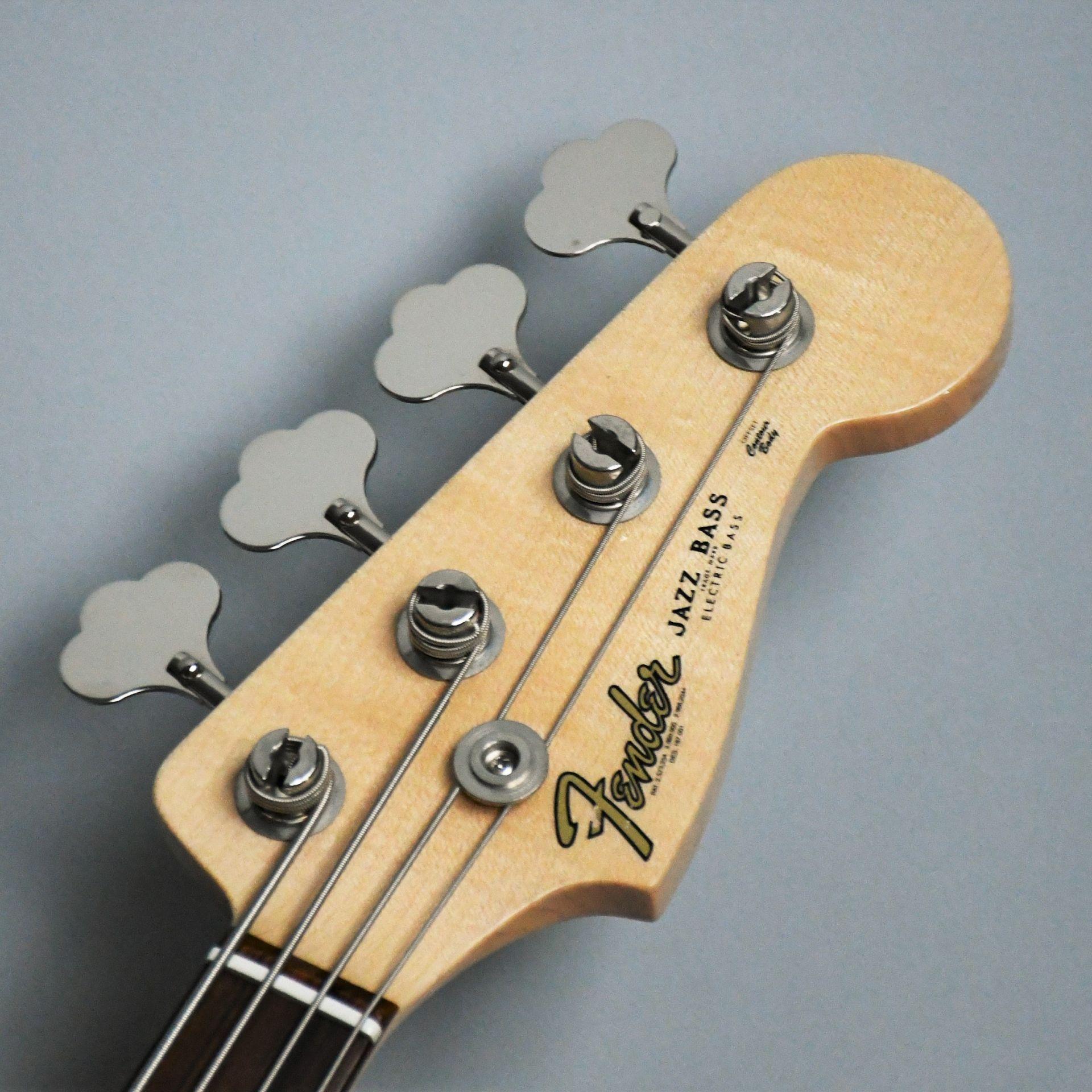 Team Build 1964 Jazz Bass NOSの指板画像
