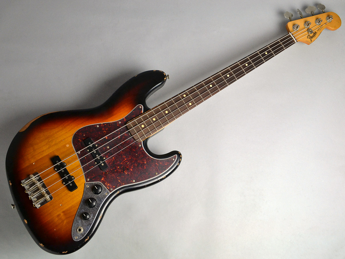 Road Worn 60s Jazz Bass