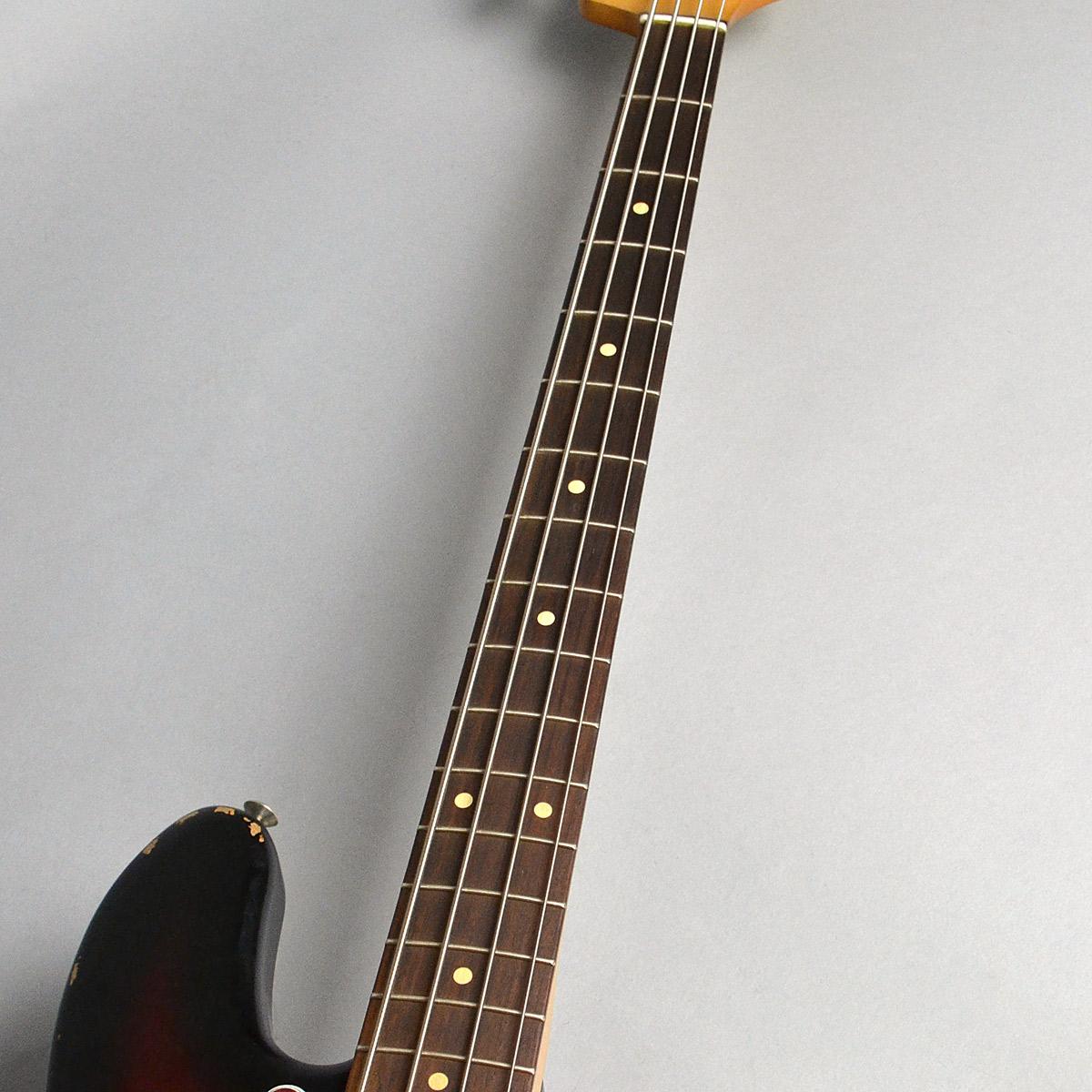 Road Worn 60s Jazz Bassの指板画像