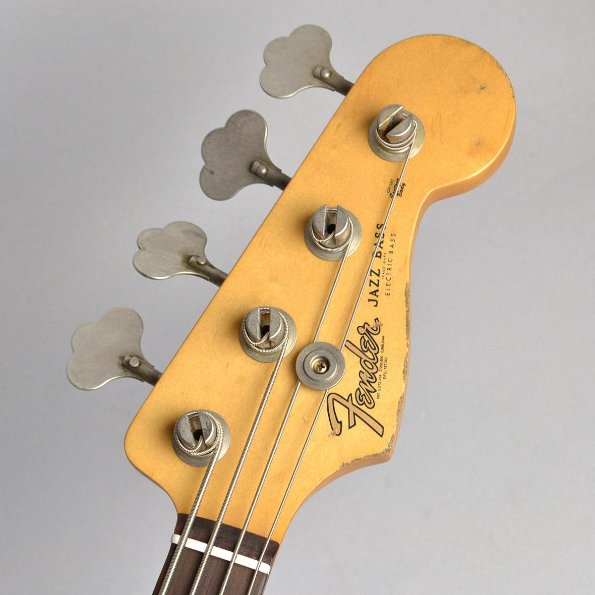 Road Worn 60s Jazz Bassのヘッド画像