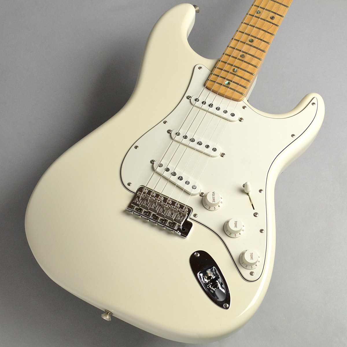 Robin Trower Signature Stratocasterのボディトップ-アップ画像