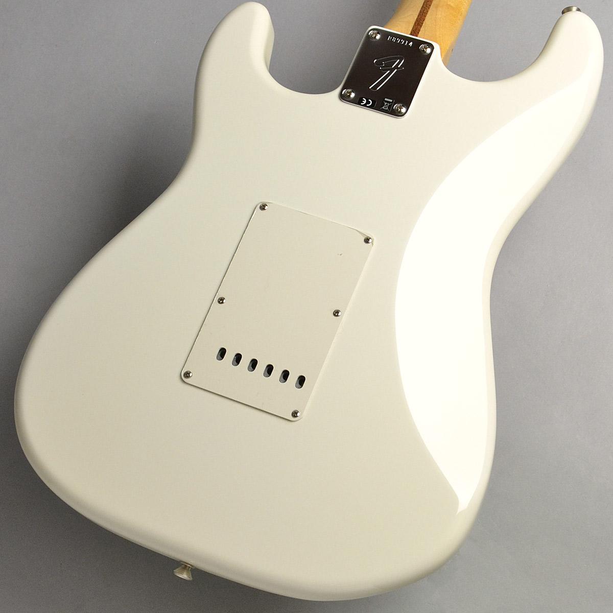 Robin Trower Signature Stratocasterのボディバック-アップ画像