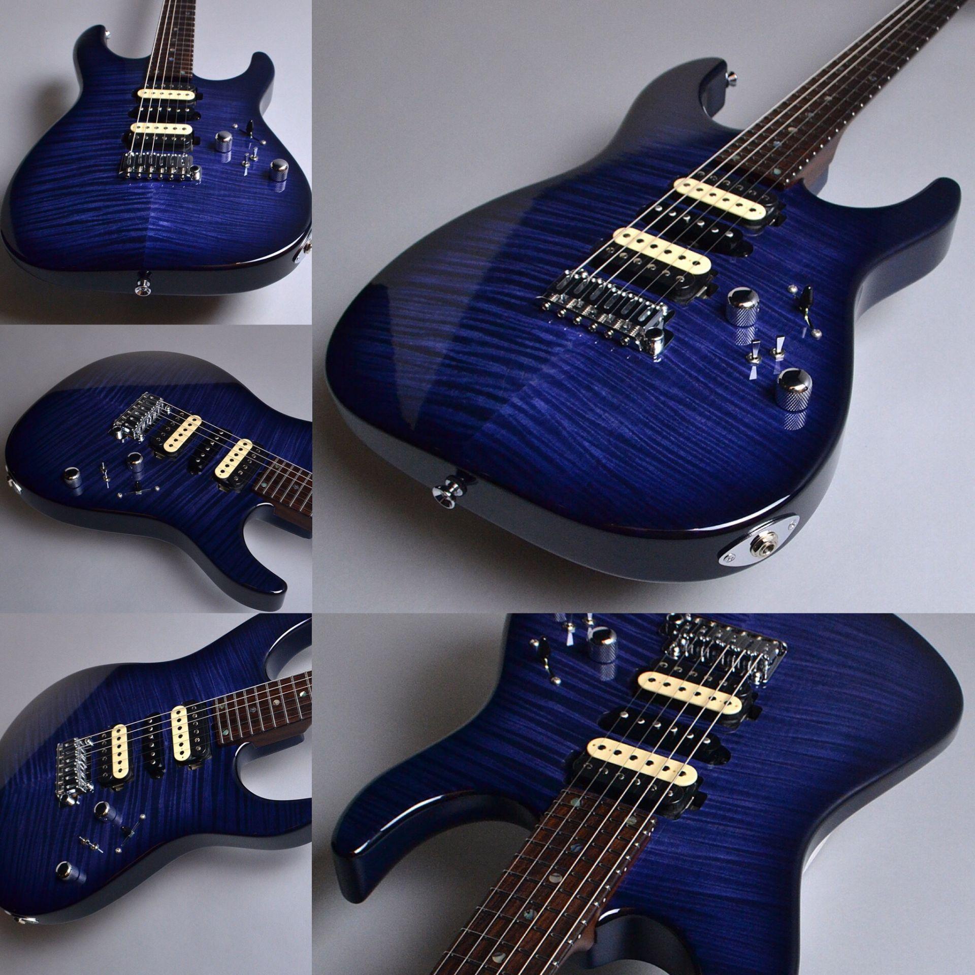 DST24 Custom Made Whale Blue Burst (WBB) 【S/N:013645】のケース・その他画像