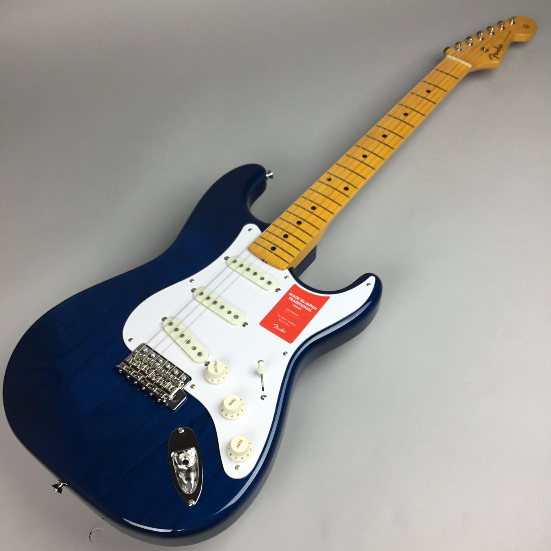 MADE IN JAPAN TRADITIONAL 58 STRATOCASTER®のボディトップ-アップ画像