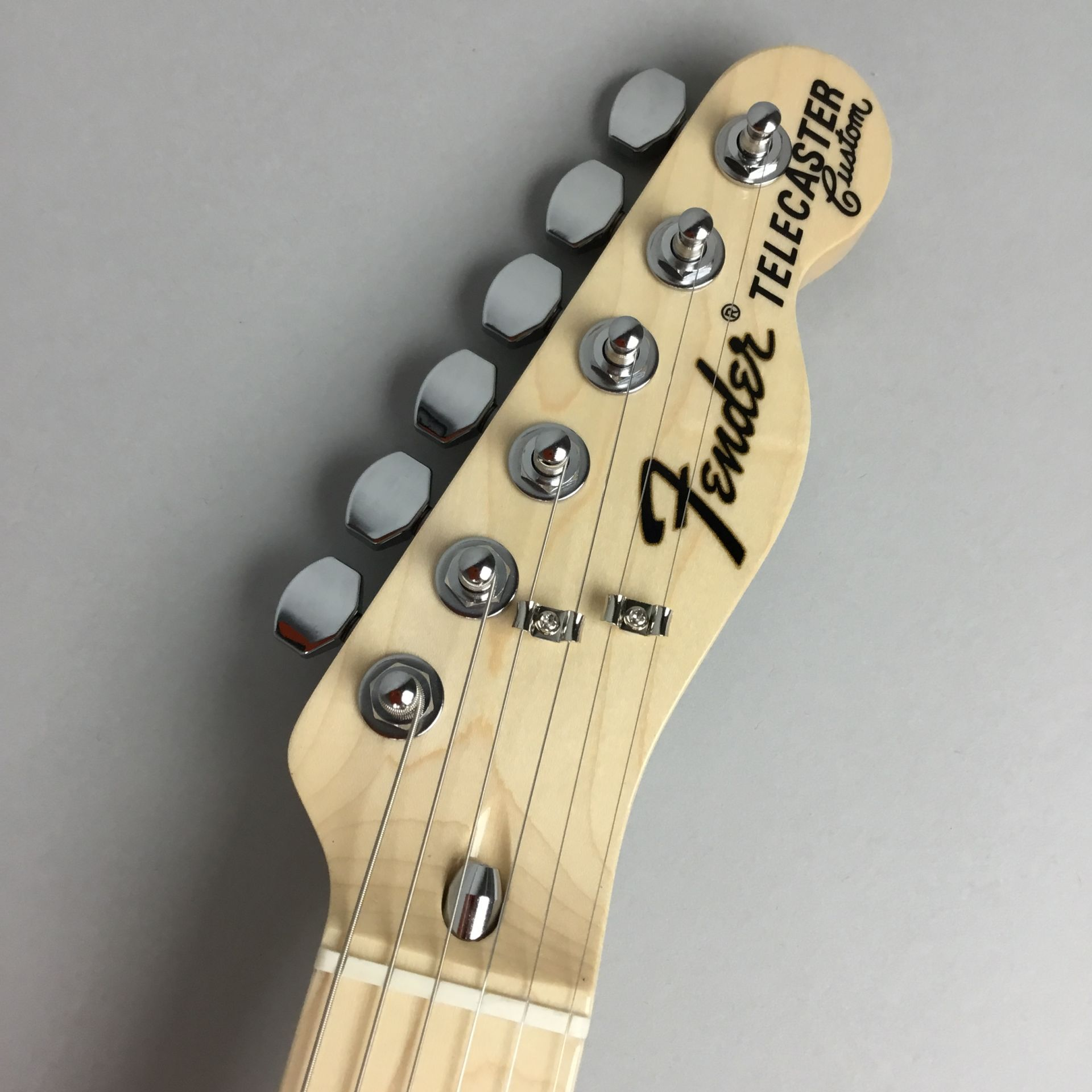 MADE IN JAPAN TRADITIONAL 70S TELECASTER® CUSTOMのヘッド画像