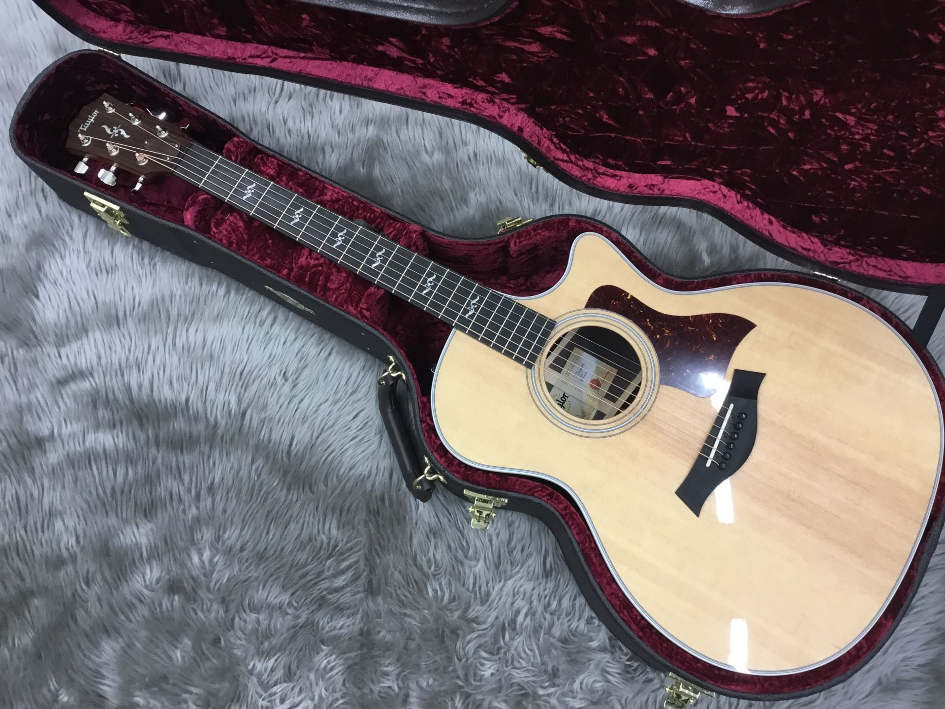 414ce Rosewood V-Classのケース・その他画像