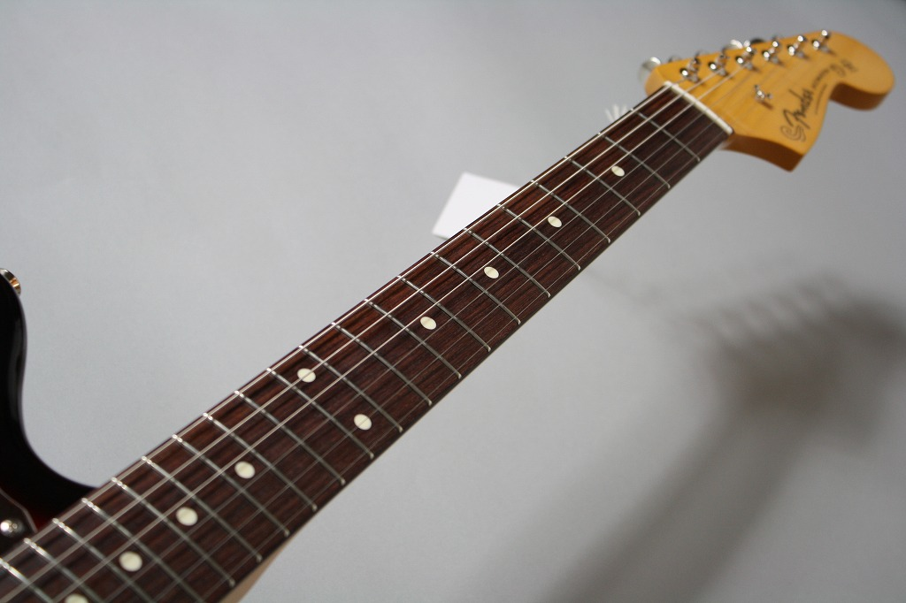 Made in Japan Traditional 60s Jazzmasterの指板画像
