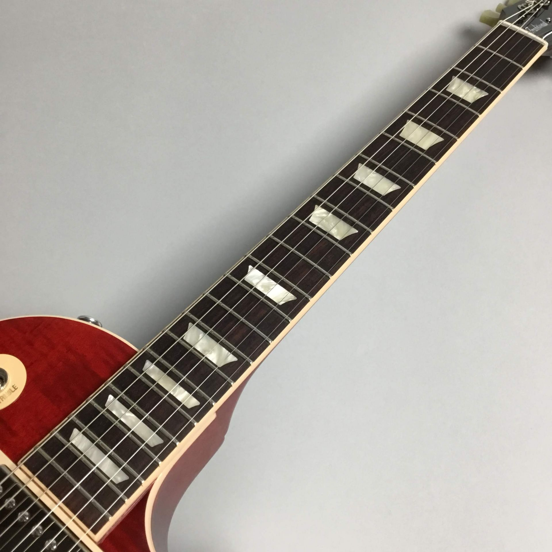 Les Paul Traditional 2018の指板画像