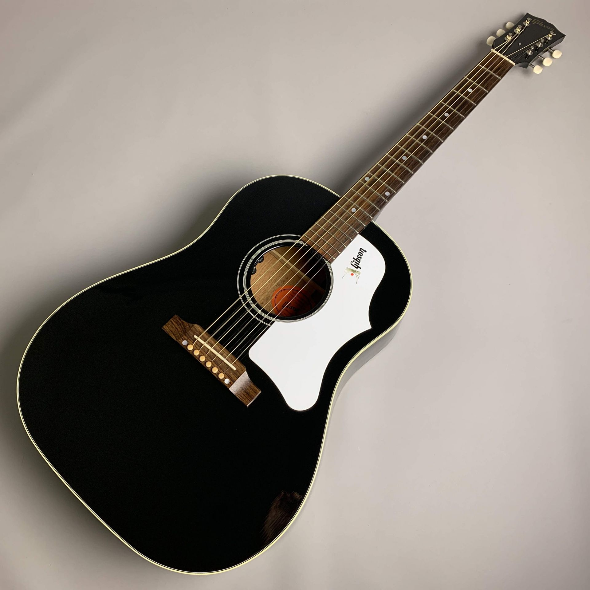 Gibson Custom Shop  EARLY 60s J45 EBONY 写真画像