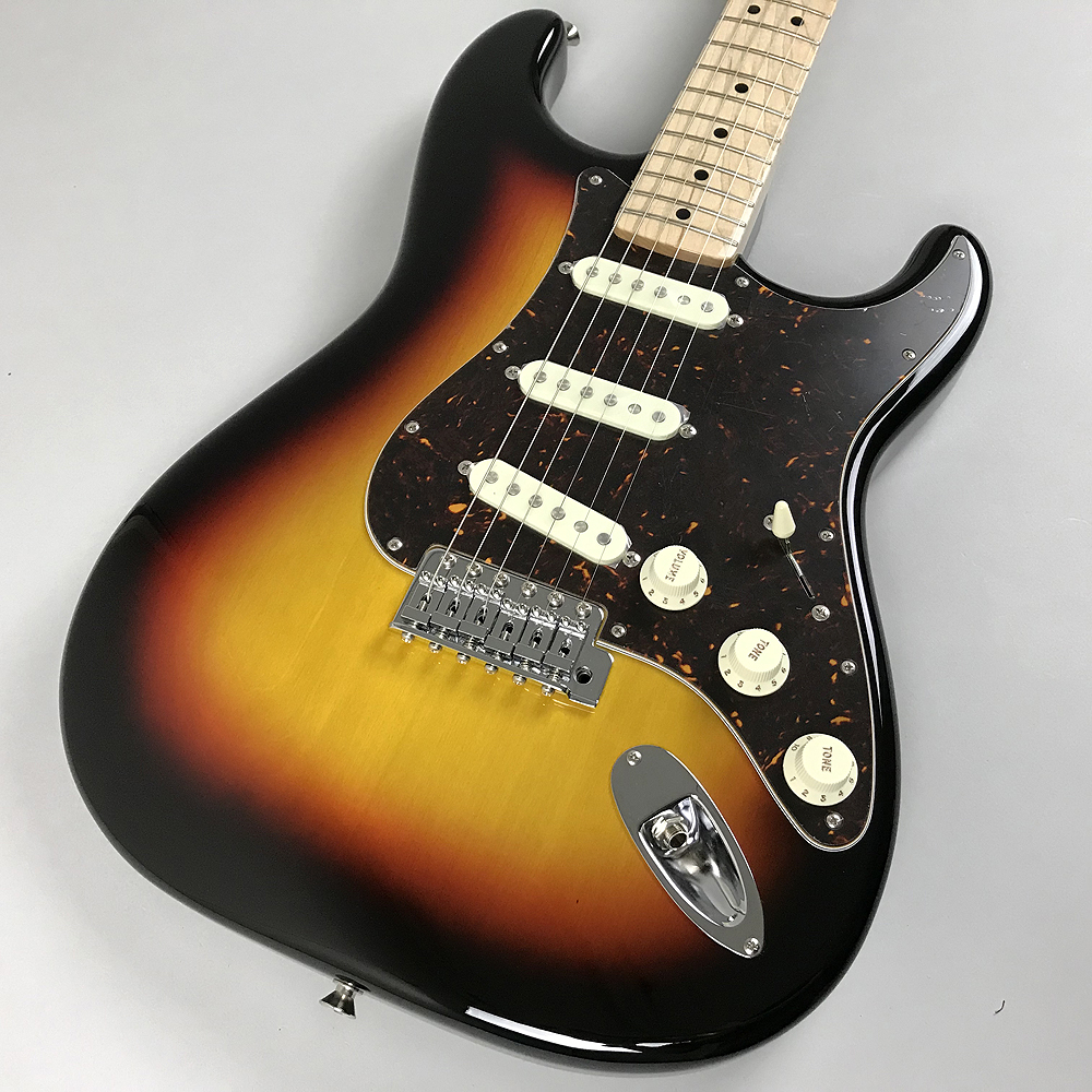 TRADITIONAL 70S STRATOCASTERのボディトップ-アップ画像