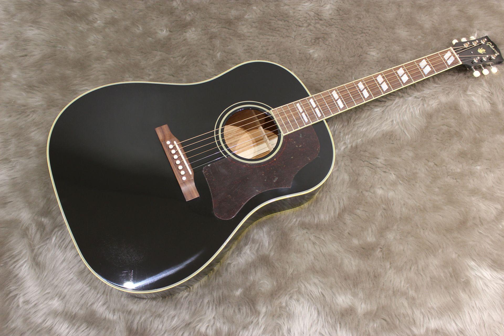Gibson  SOUTHERN JUMBO EBONY 写真画像