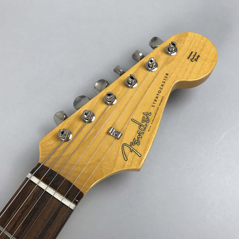 TRADITIONAL 60S STRATOCASTER®のヘッド画像