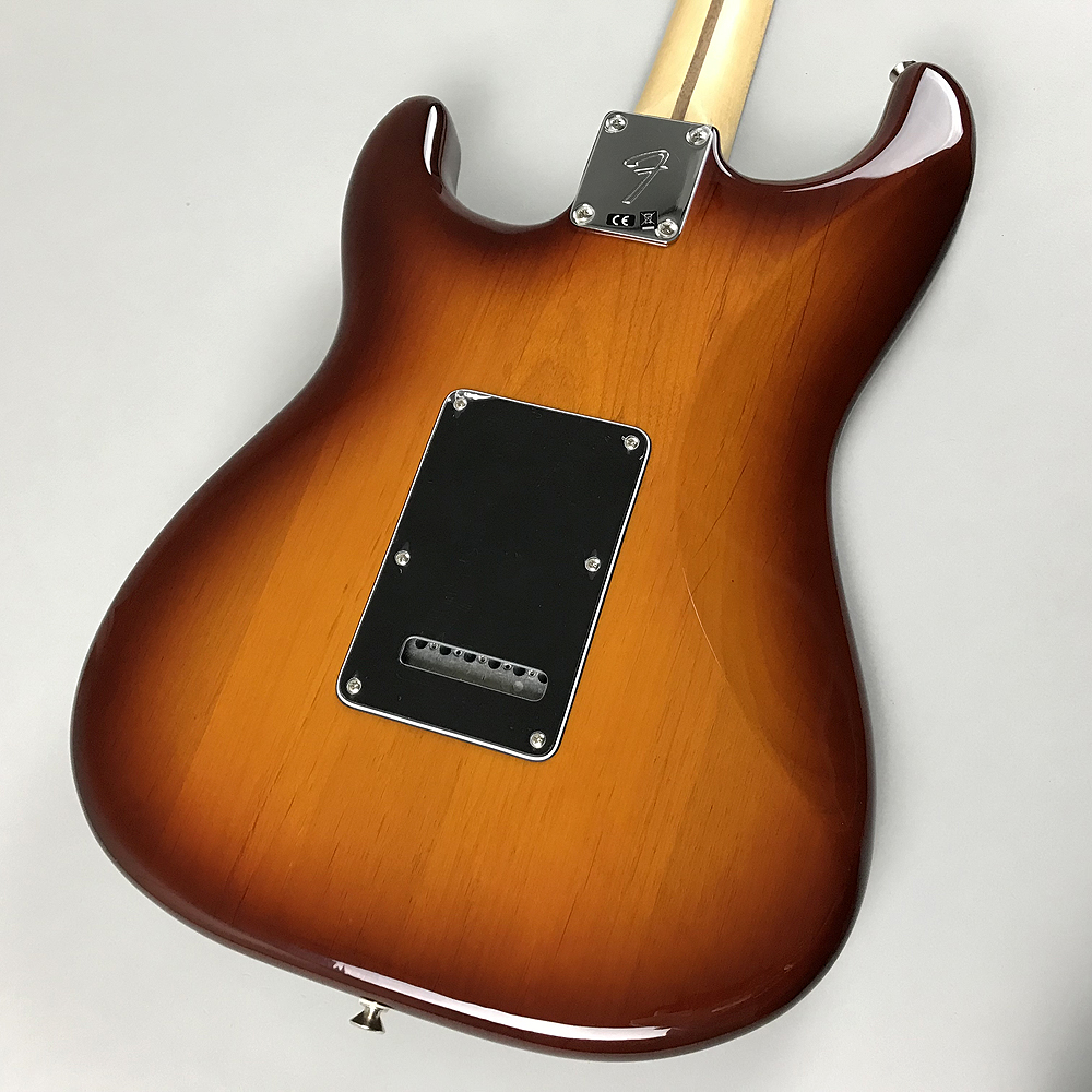PLAYER STRATOCASTER® HSS PLUS TOPのヘッド画像