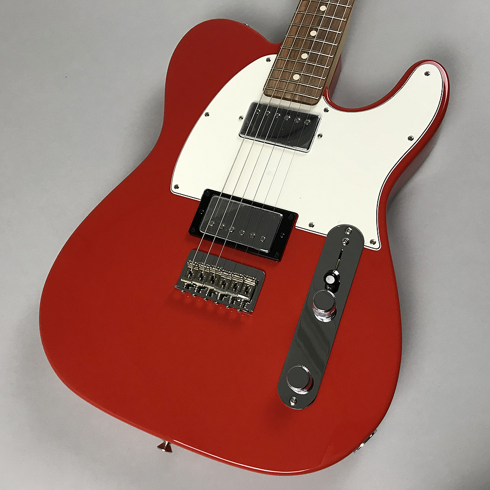 Player Telecaster HHのボディトップ-アップ画像