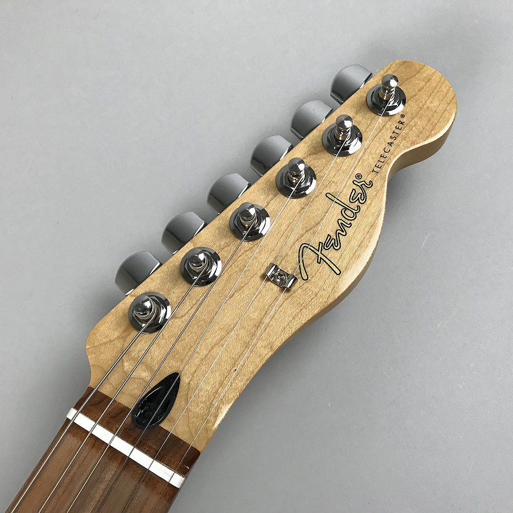 Player Telecaster HHのヘッド画像