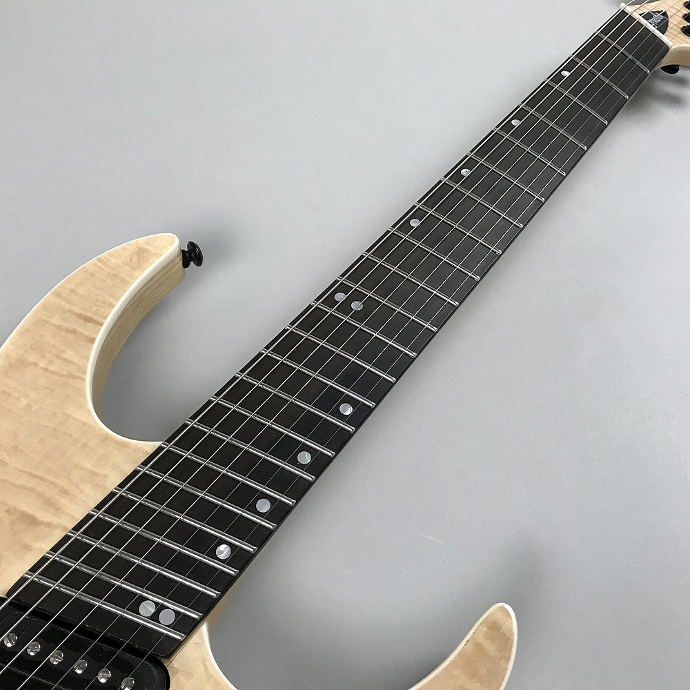HYPE G7 FMSA NT -NATURAL-(7 Strings)の指板画像