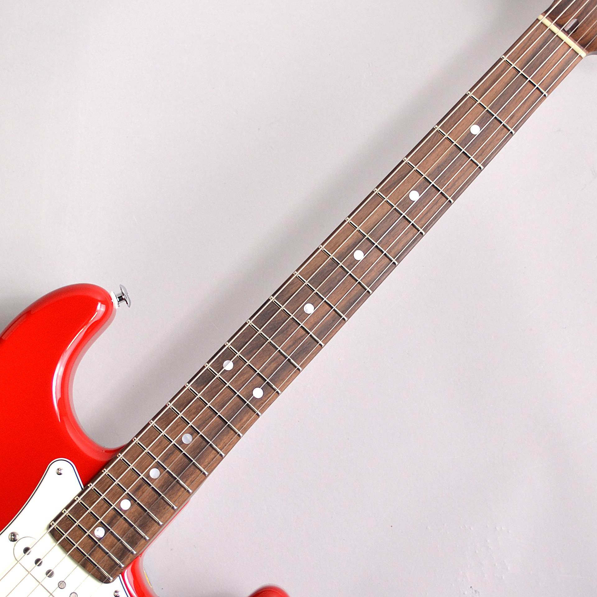 Sigma S-S-H Dakota Redの指板画像