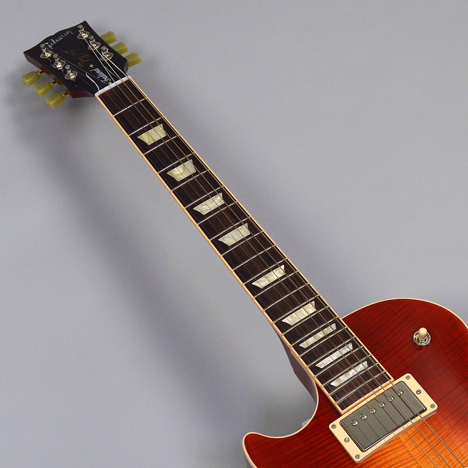 Les Paul Traditional T 2017 Left Handの指板画像