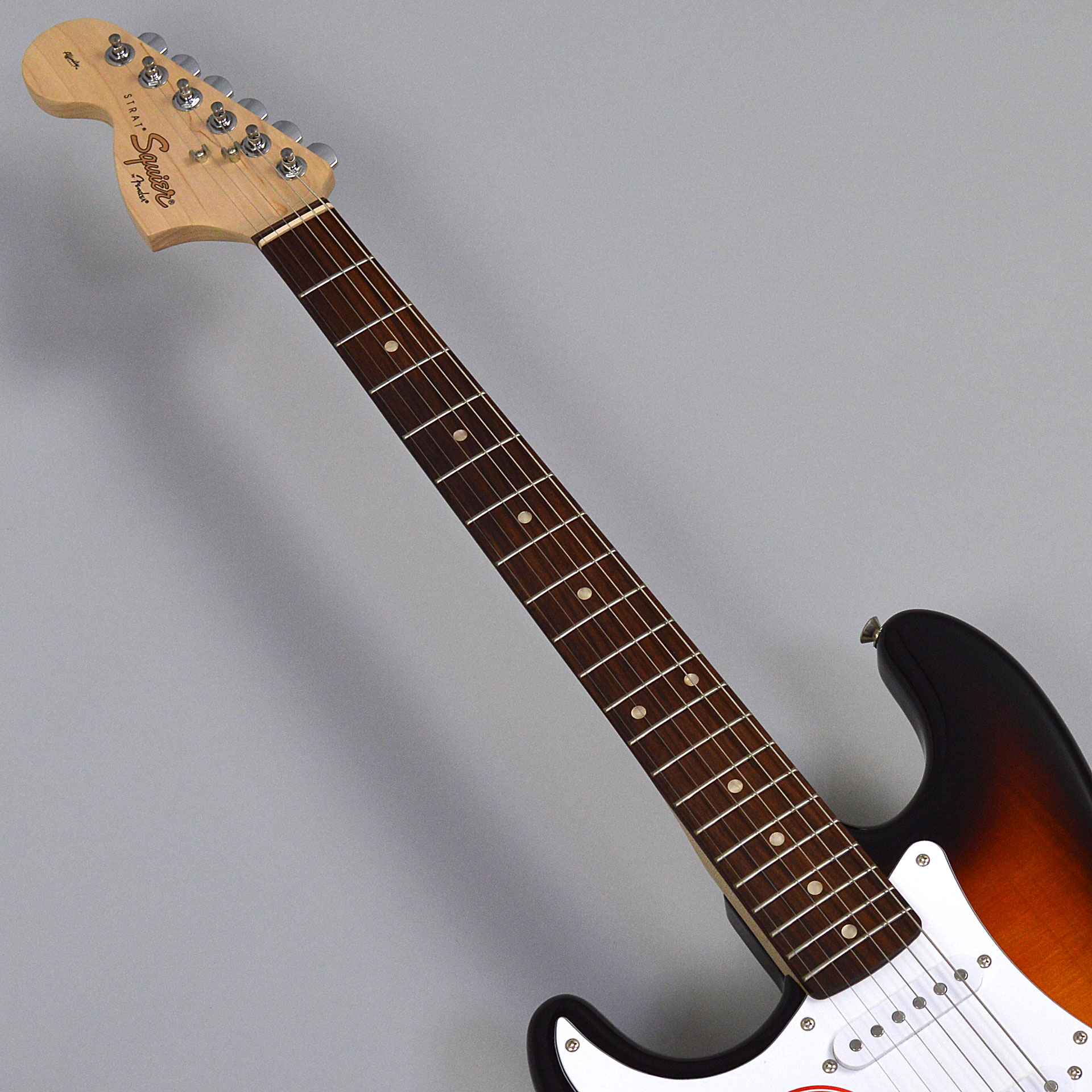 Affinity Series Stratocaster Left-Handの指板画像