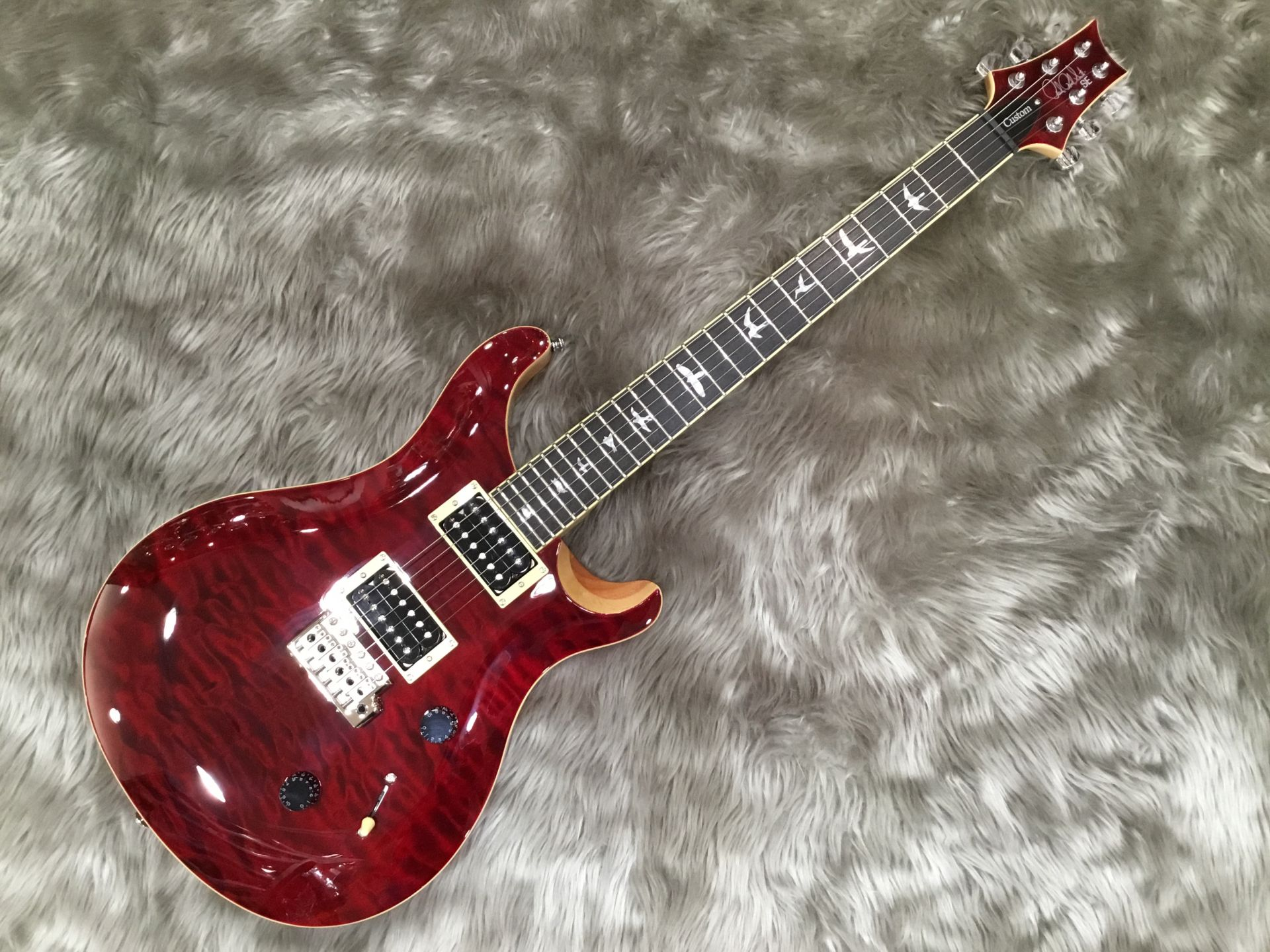 Paul Reed Smith(PRS)  SECustom24 QM LTD 写真画像