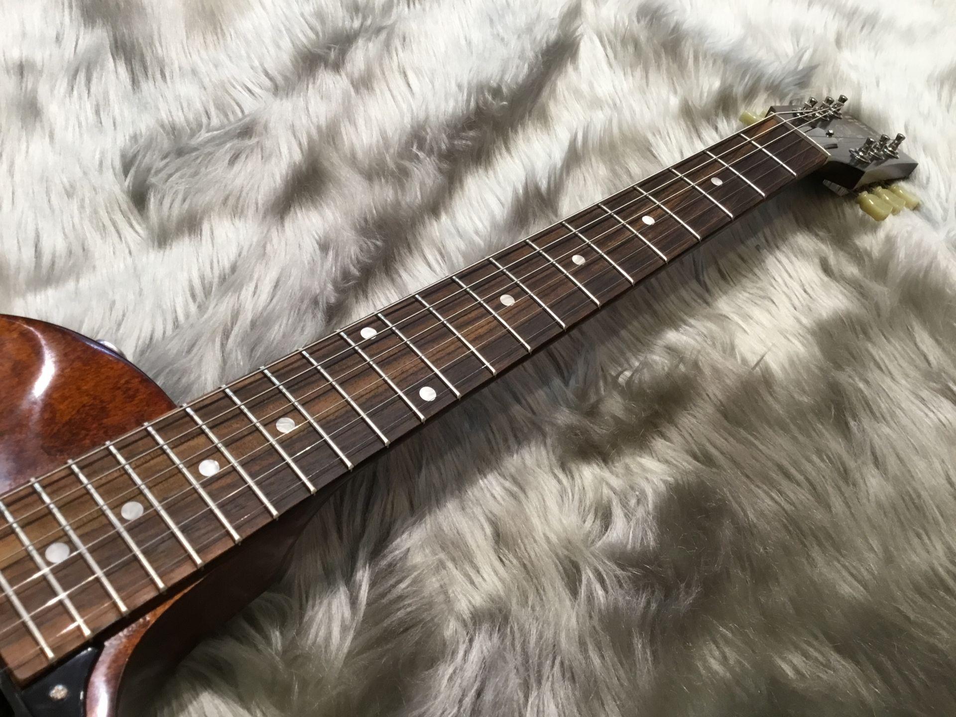 LP Faded 2018 – Gibson (Guitar)の指板画像