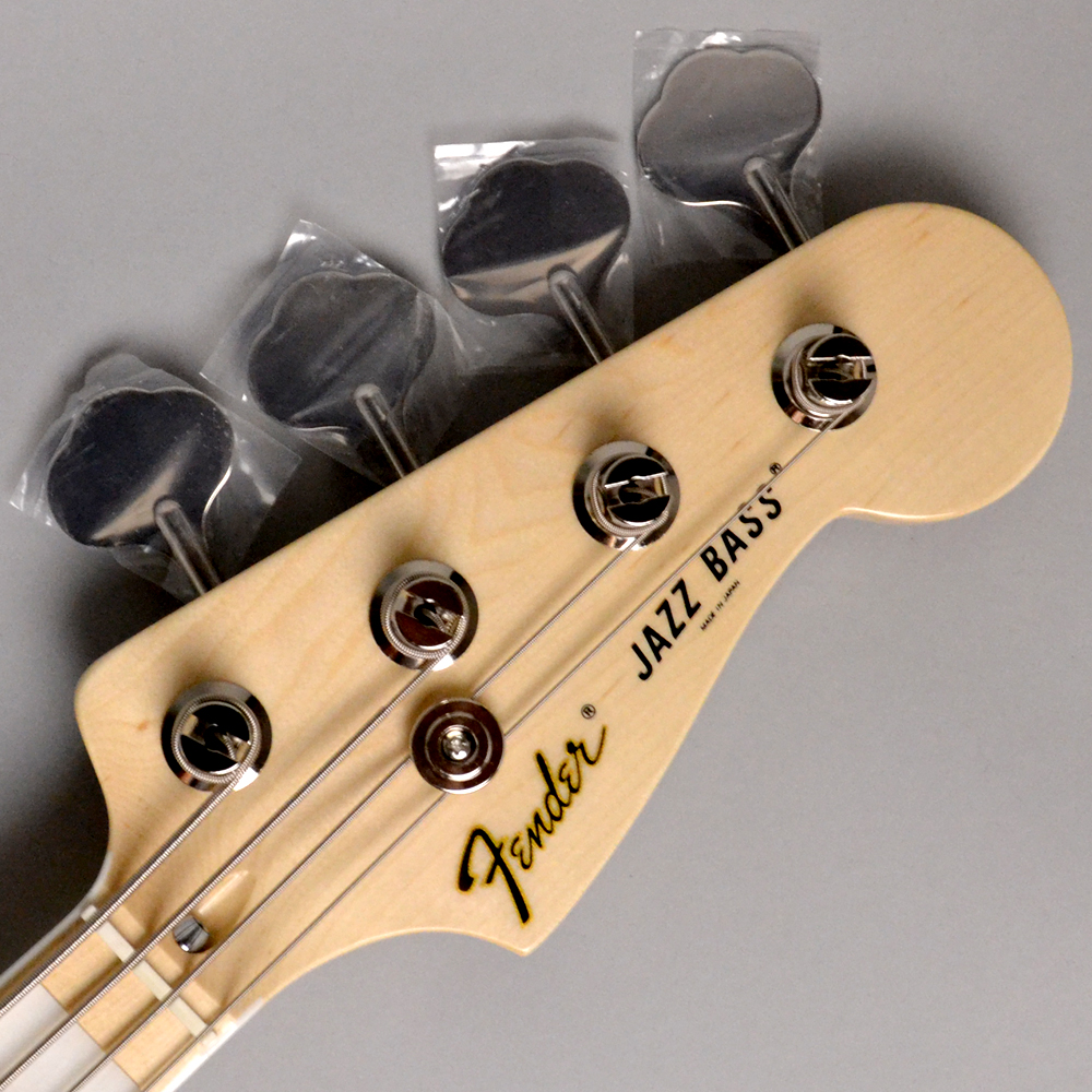 MADE IN JAPAN TRADITIONAL 70S JAZZ BASS Naturalのヘッド画像
