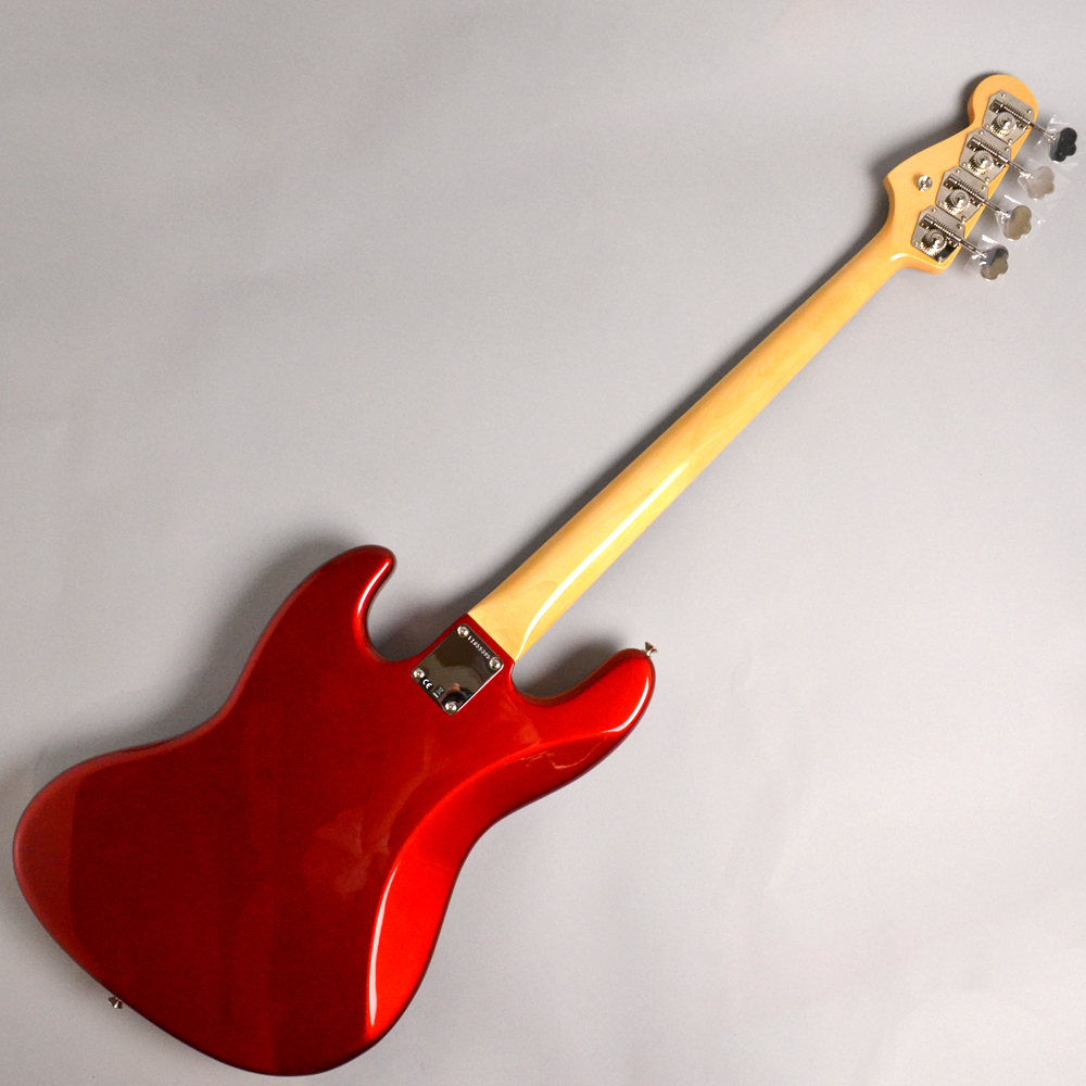 AMERICAN ORIGINAL '60S JAZZ BASS Candy Apple Redの全体画像(縦)