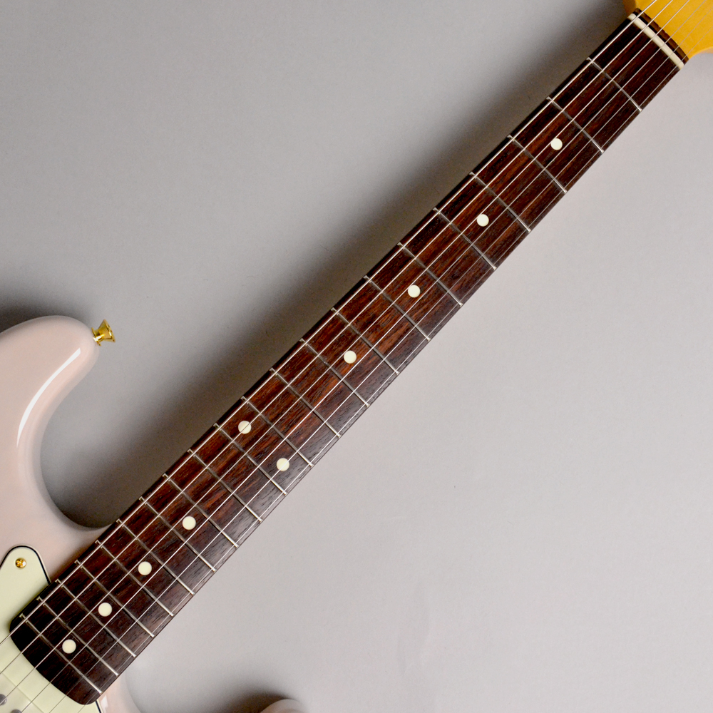 MADE IN JAPAN TRADITIONAL 60S STRATOCASTER GH US Blondeの指板画像