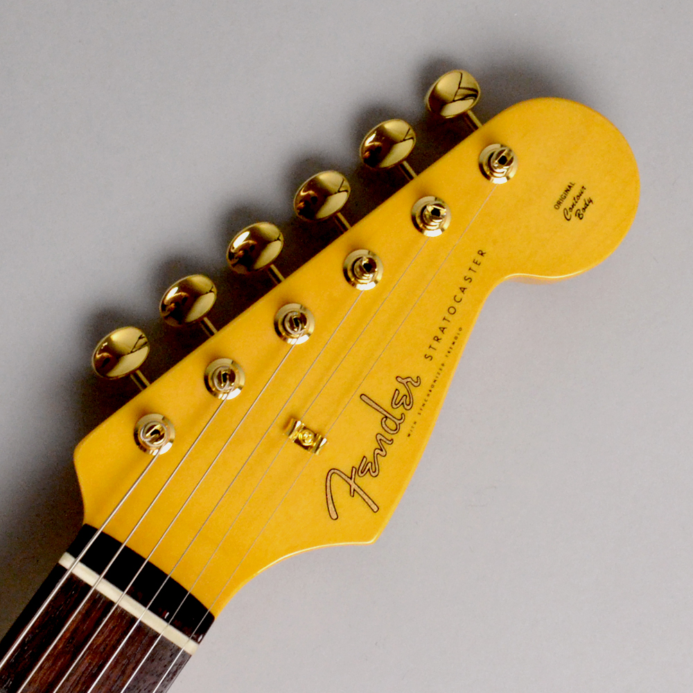 MADE IN JAPAN TRADITIONAL 60S STRATOCASTER GH US Blondeのヘッド画像