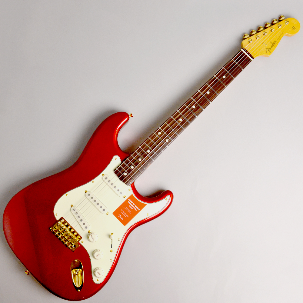 Fender  MADE IN JAPAN TRADITIONAL 60S STRATOCAS... 写真画像
