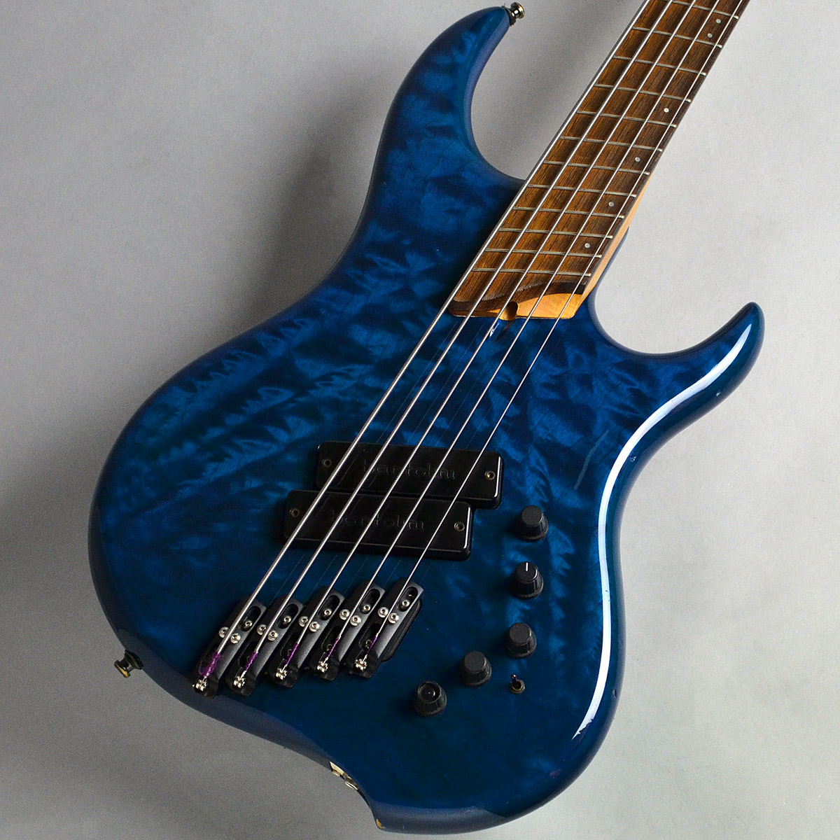 Lee Sklar Signature 5st Quilted Mapleのボディトップ-アップ画像