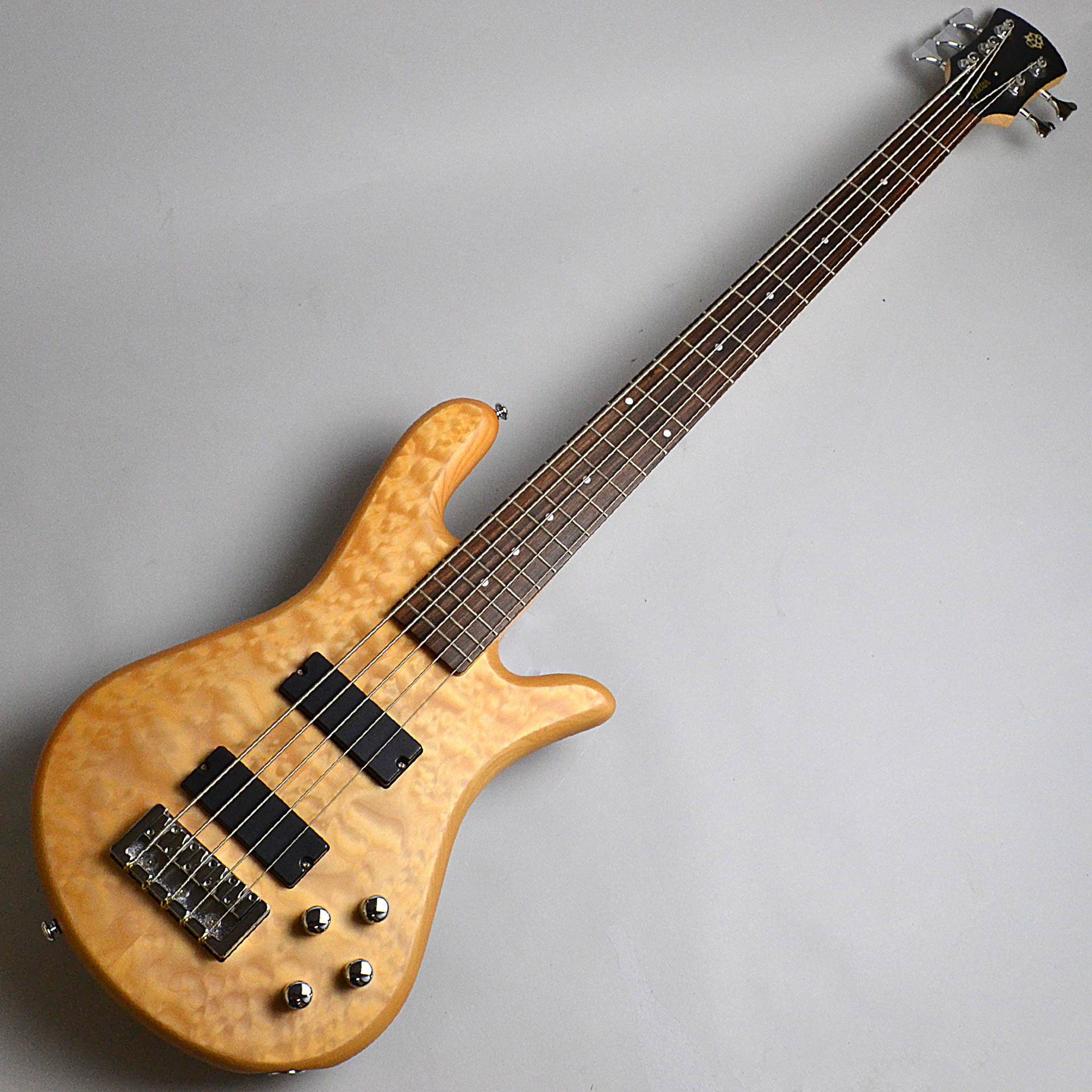 Spector  Legend 5 Classic Plus 【Natural 】 写真画像