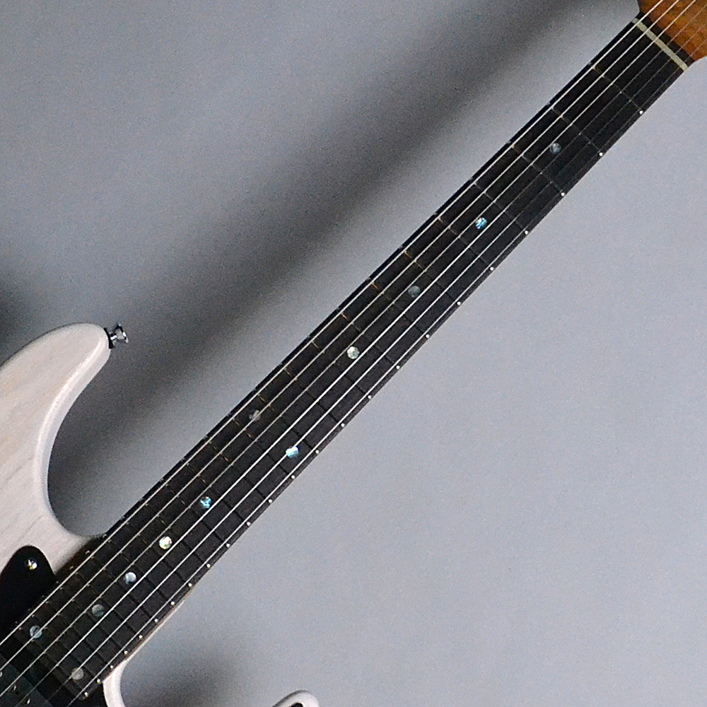 DST-Classic24 Solid Ash Trans White (TW)【S/N:031763】のボディバック-アップ画像