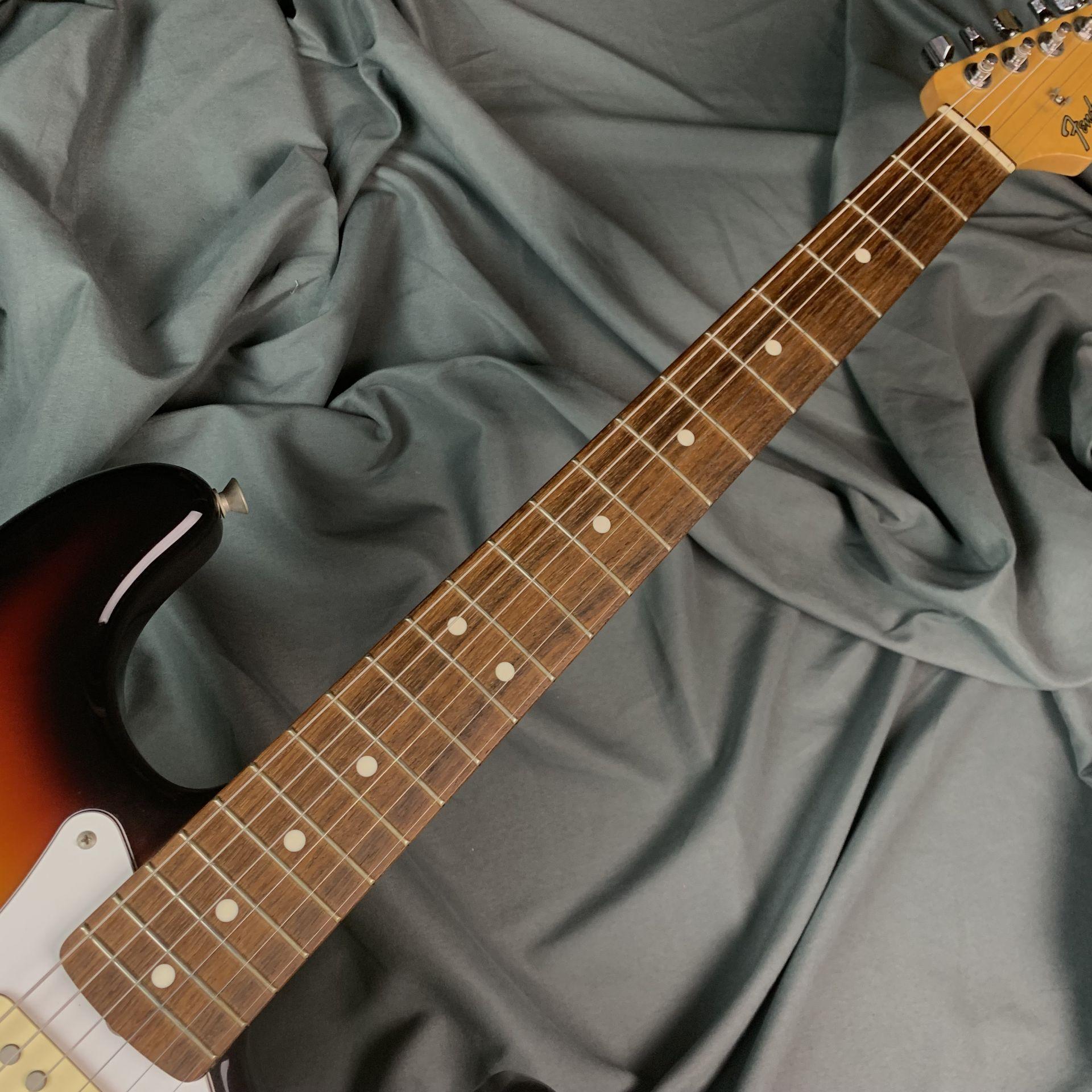 Fender japan  ST-STD/Rのボディバック-アップ画像