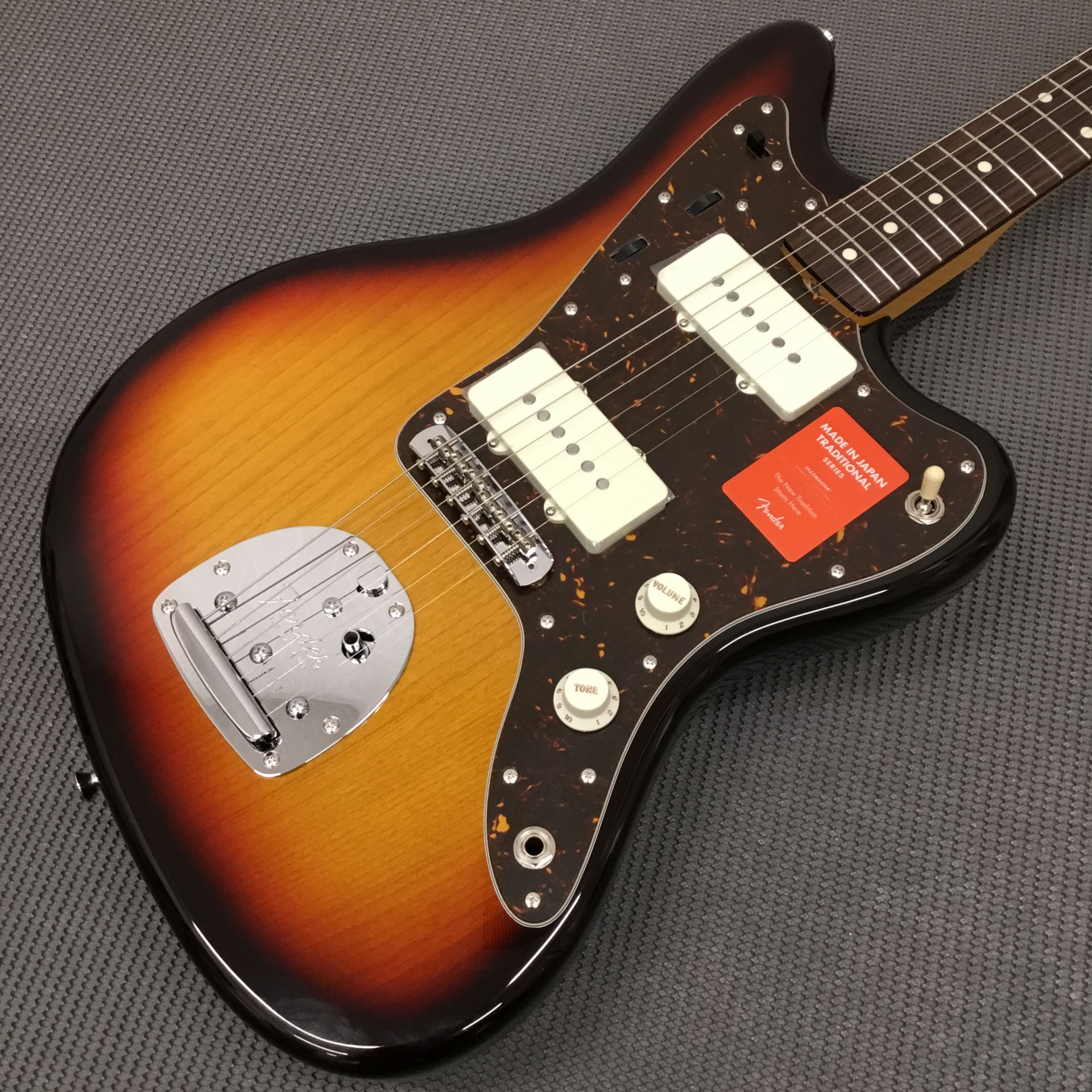 MADE IN JAPAN TRADITIONAL 60S JAZZMASTER
