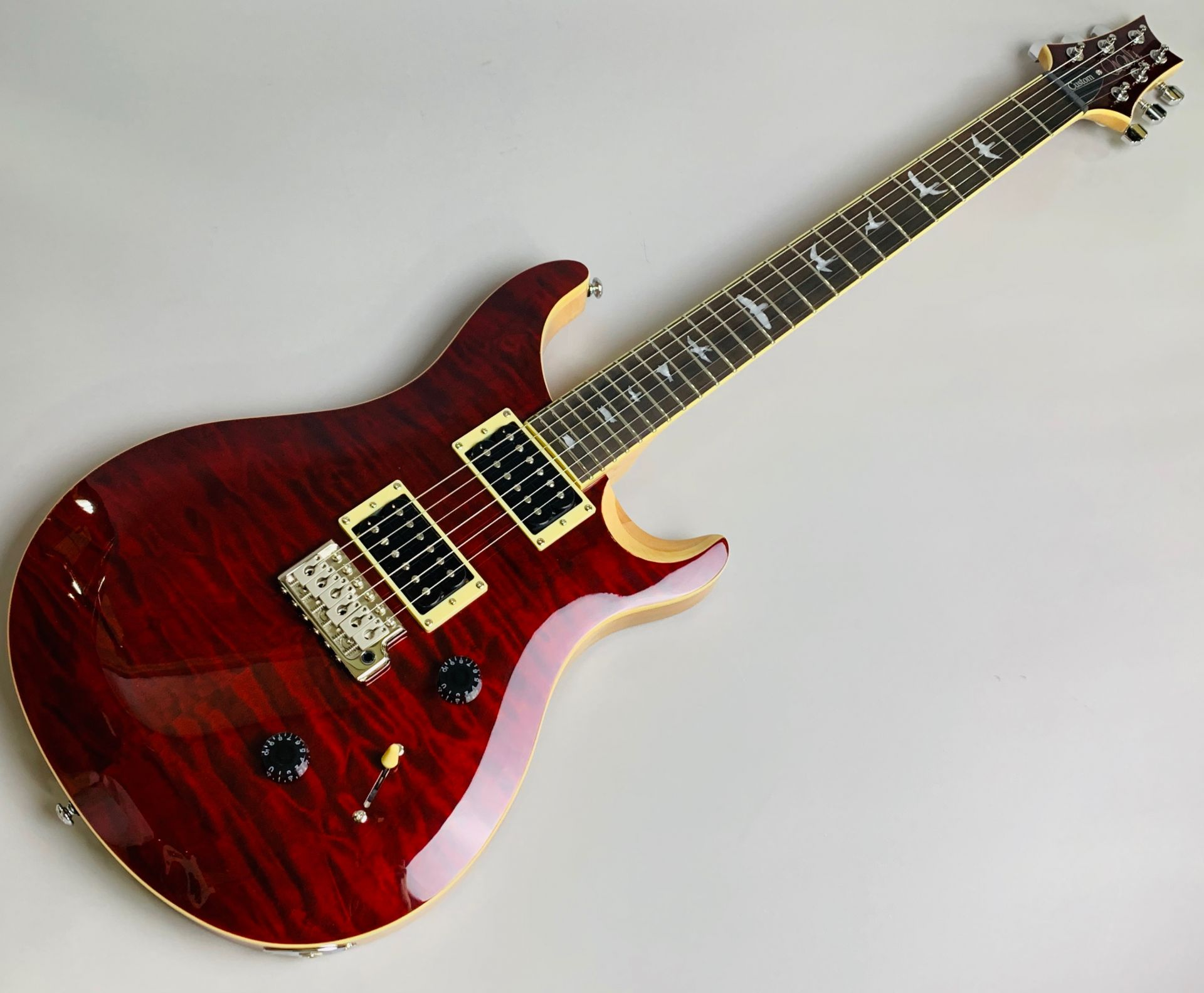 SE CUSTOM 24 QM LTD Black Cherry