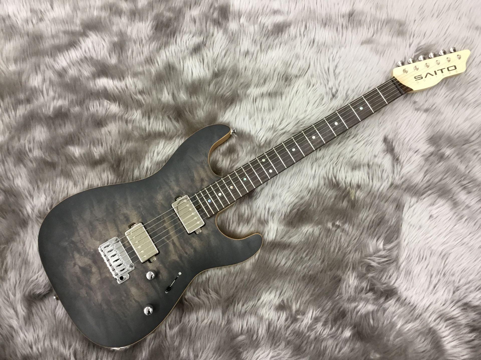 Saito Guitars S-622HH 写真画像