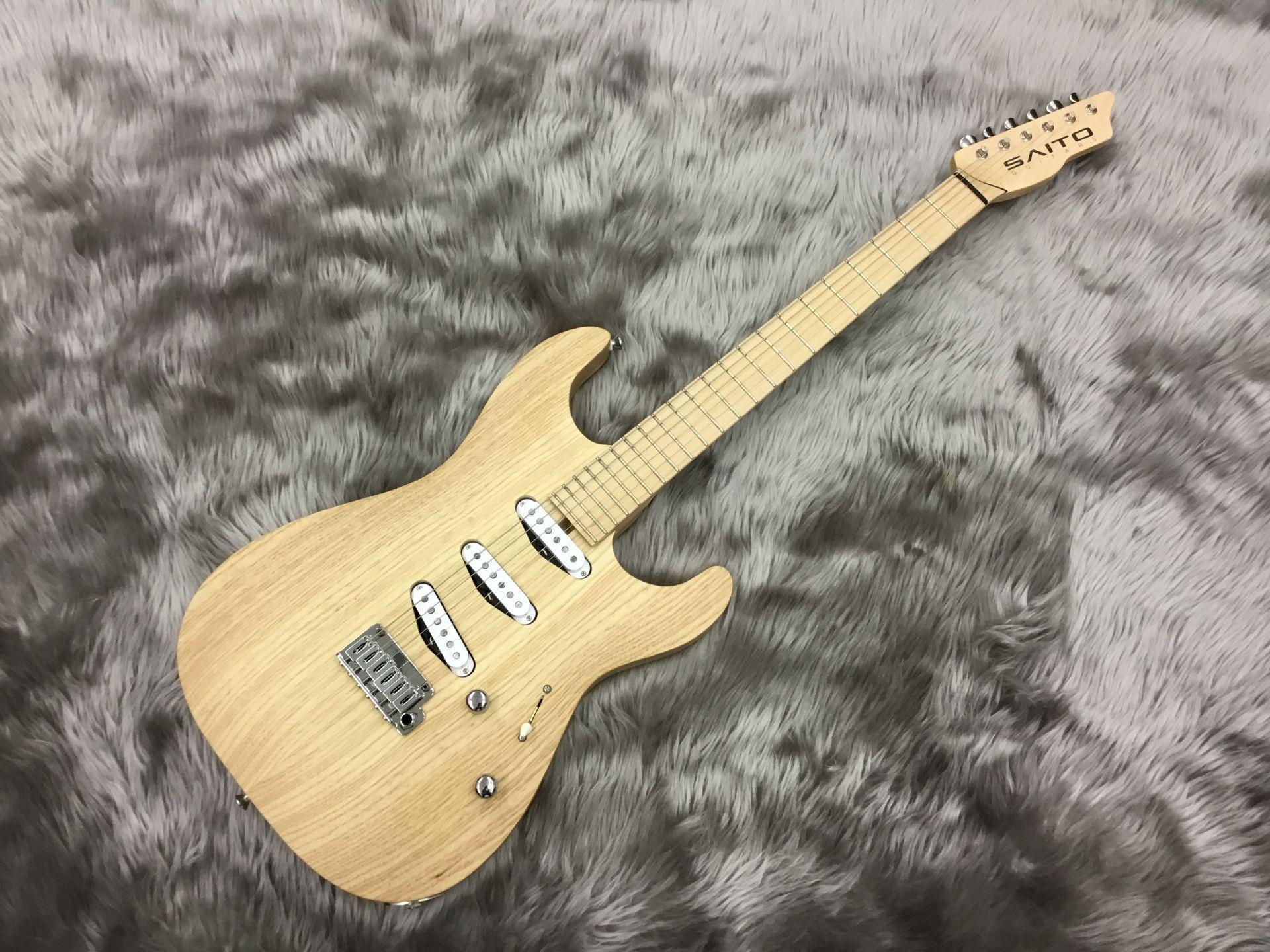 Saito Guitars S-622/SSS 写真画像