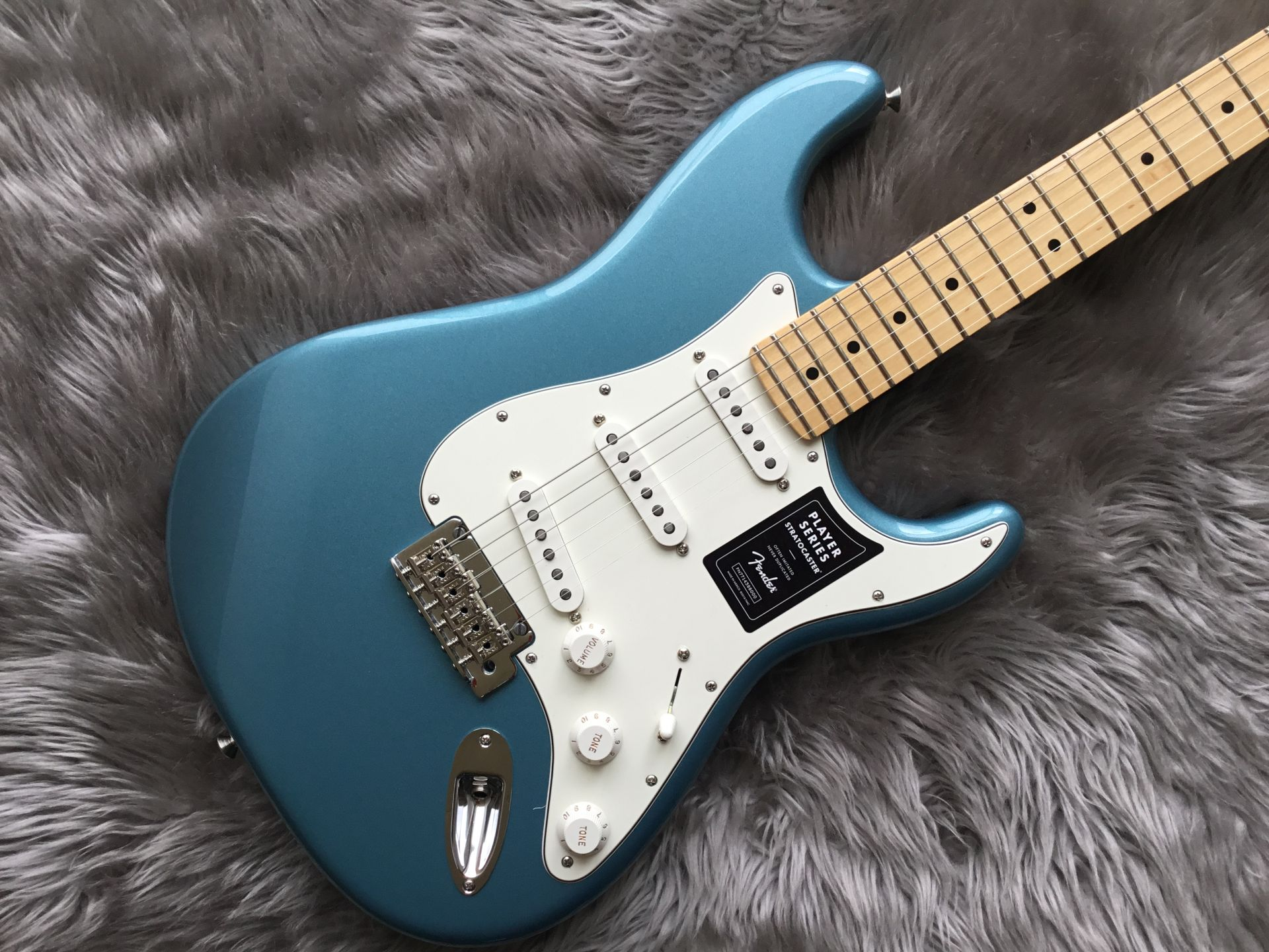 PLAYER STRATOCASTER®