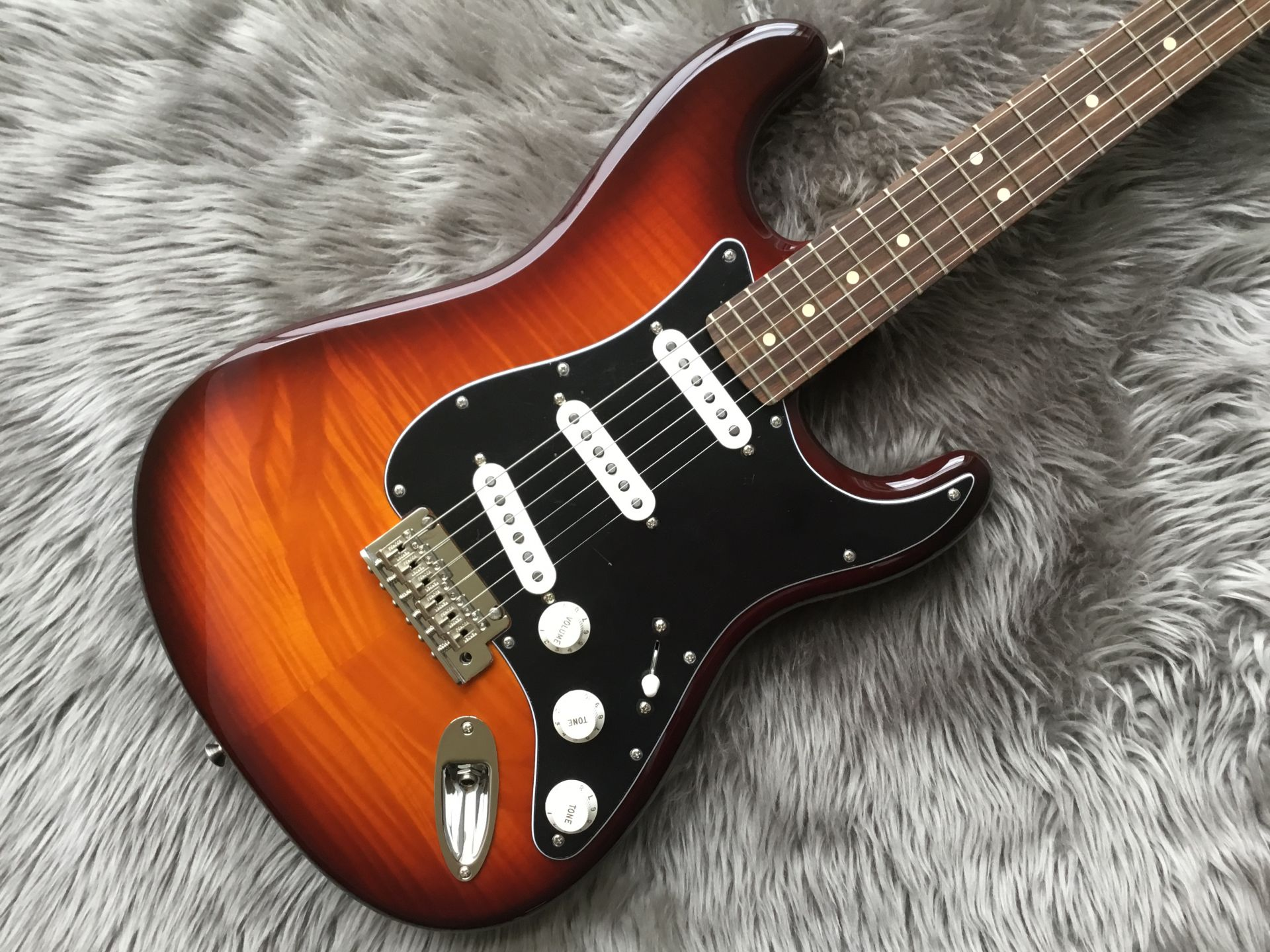 PLAYER STRATOCASTER® PLUS TOP