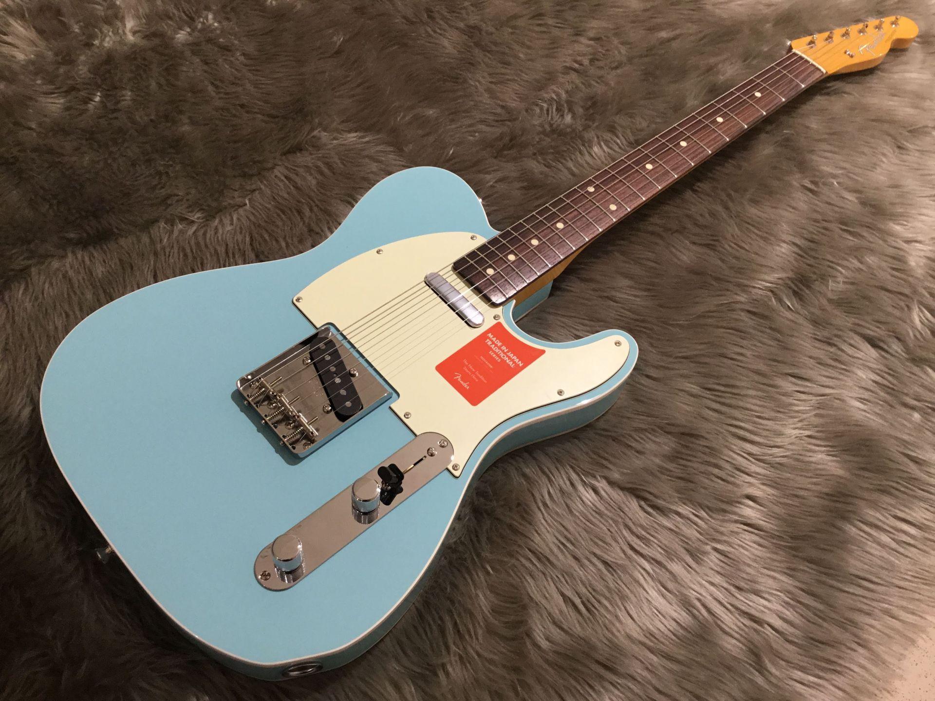 Fender  TRAD 60S TL CUSTOM 写真画像